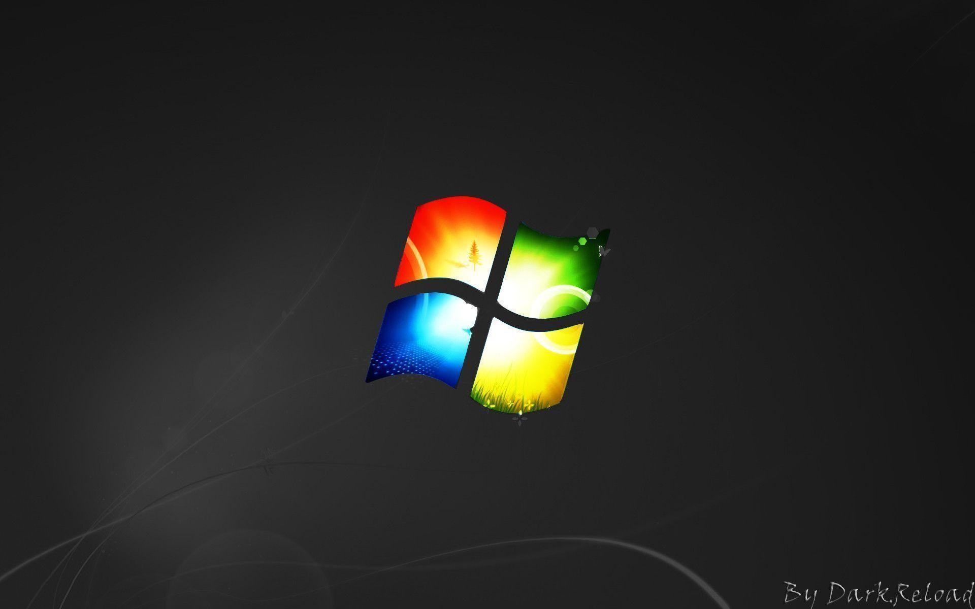 Black Windows 7 Wallpaper 76 Images