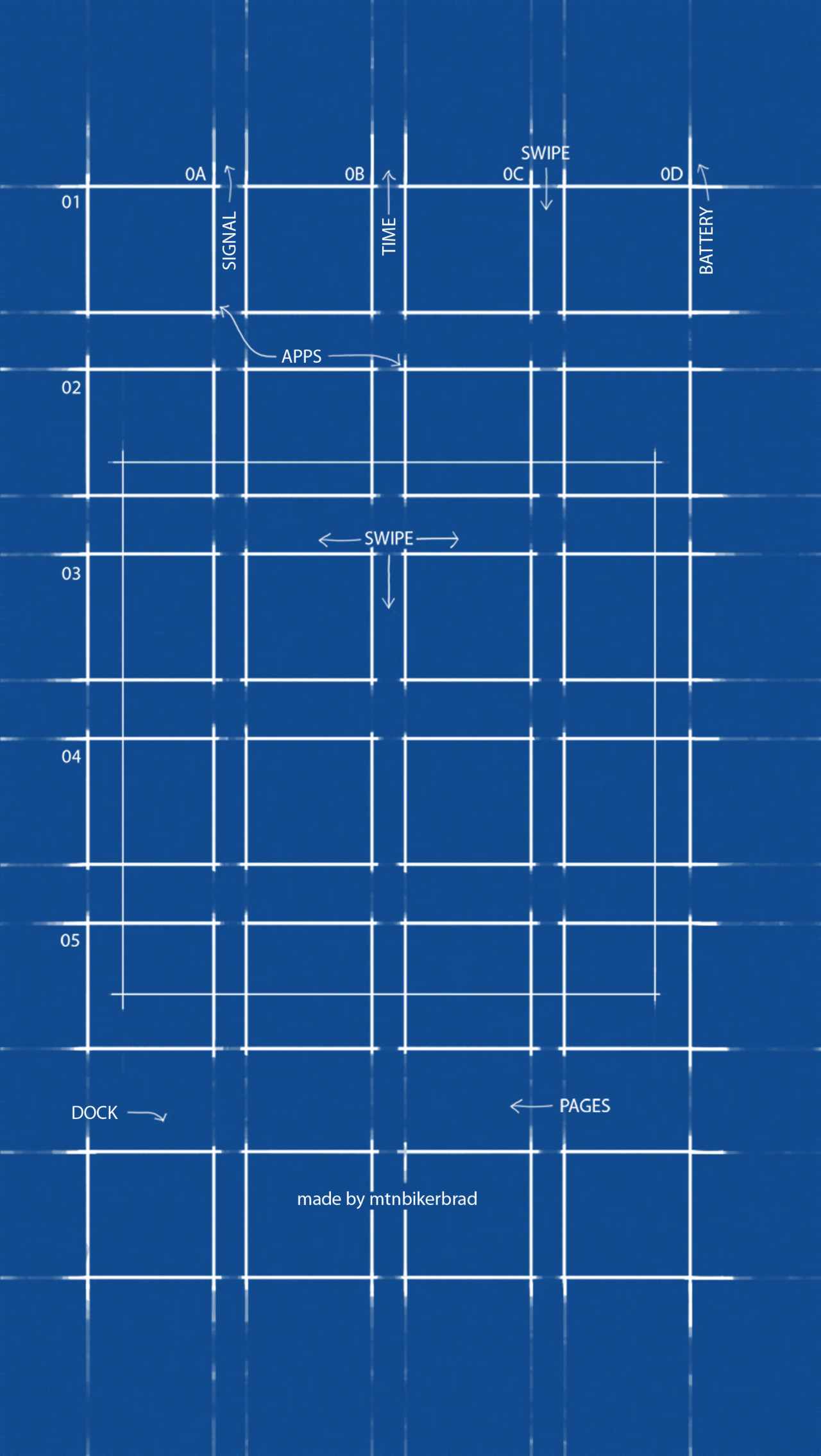 Iphone 6 grid wallpaper 80 images 1280x2268 blueprint wallpaper collection 71 malvernweather Image collections