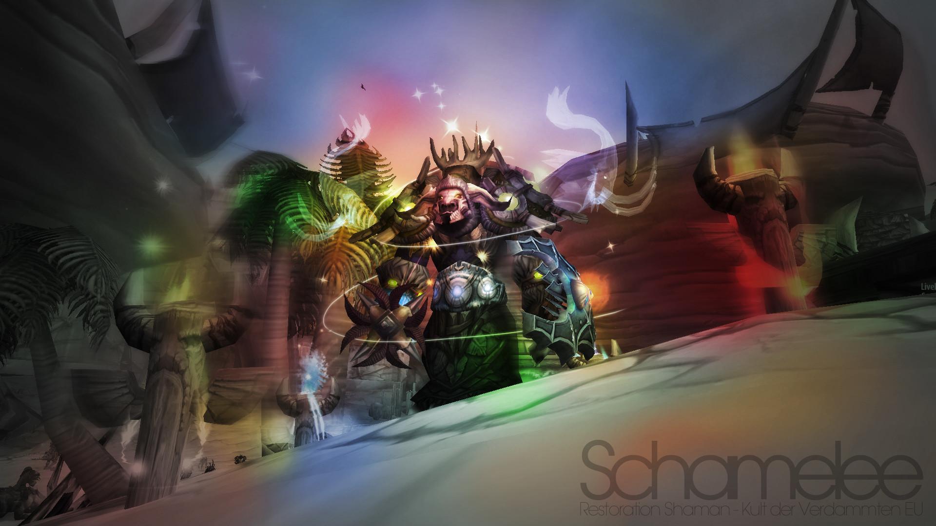 Wow shaman wallpaper 69 images - Wow tauren wallpaper ...