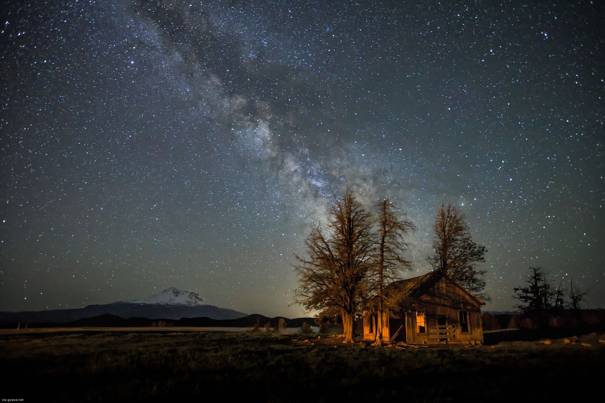 2048x1365 Starry Night Skies Photography