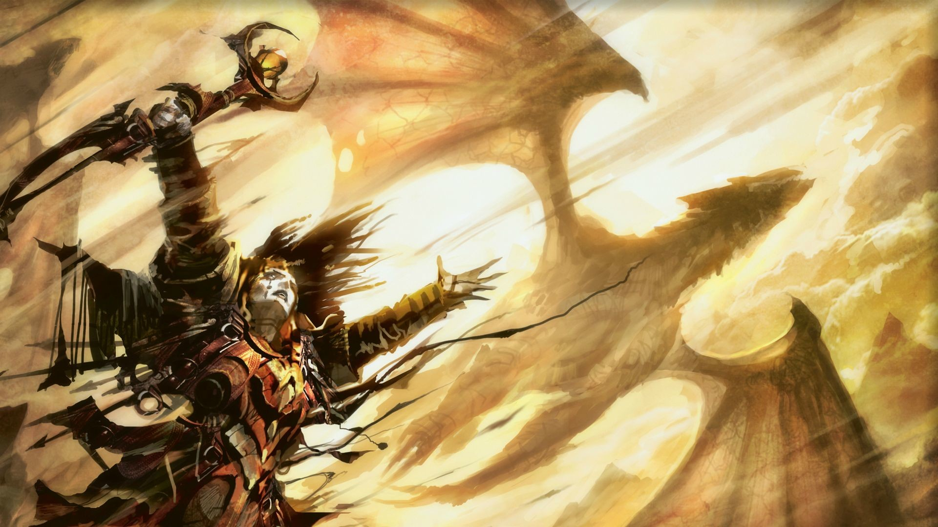 1920x1080 Magic: The Gathering - 150 Wallpapers ()