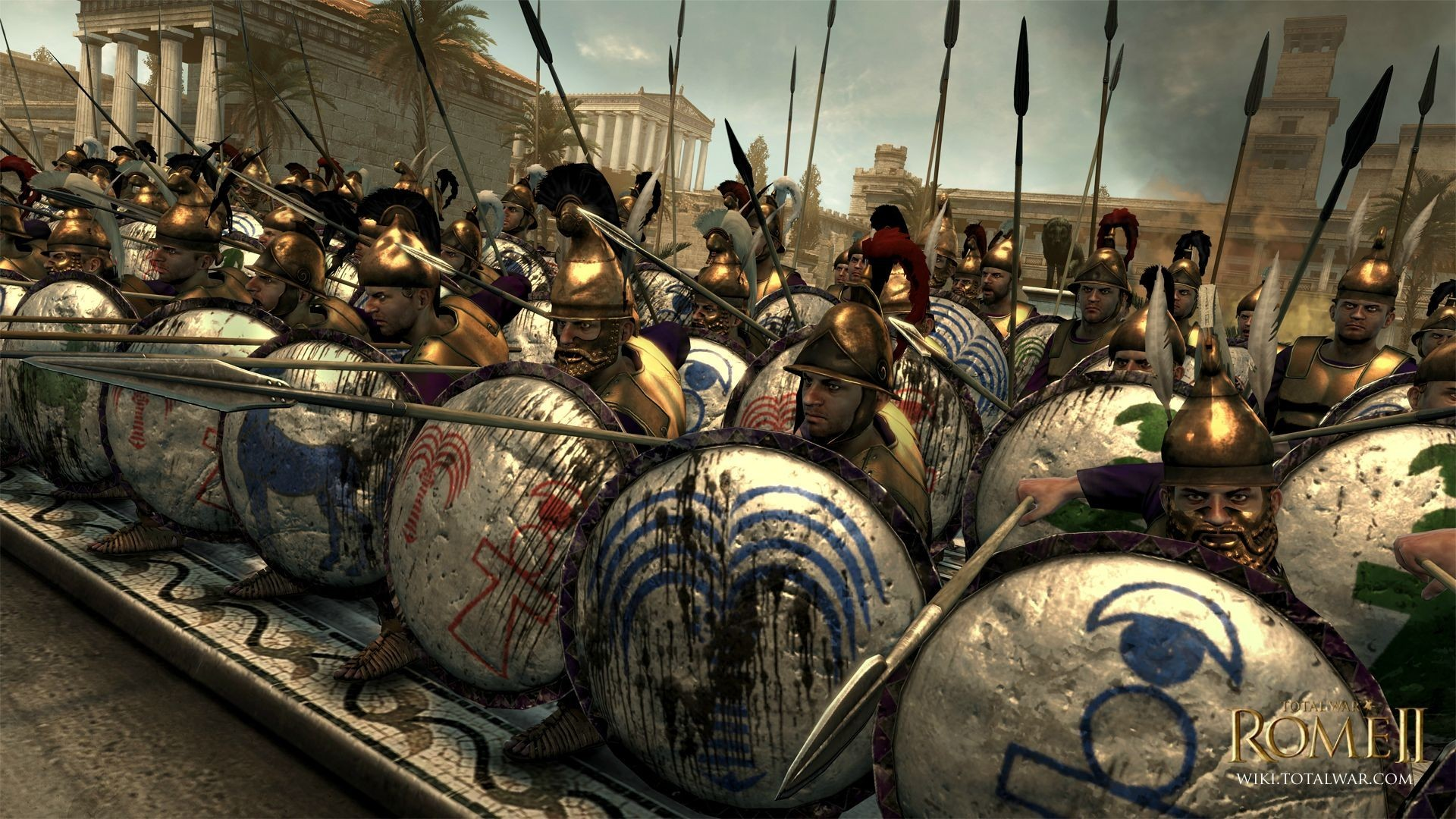 Roman Empire Wallpapers 66 Images