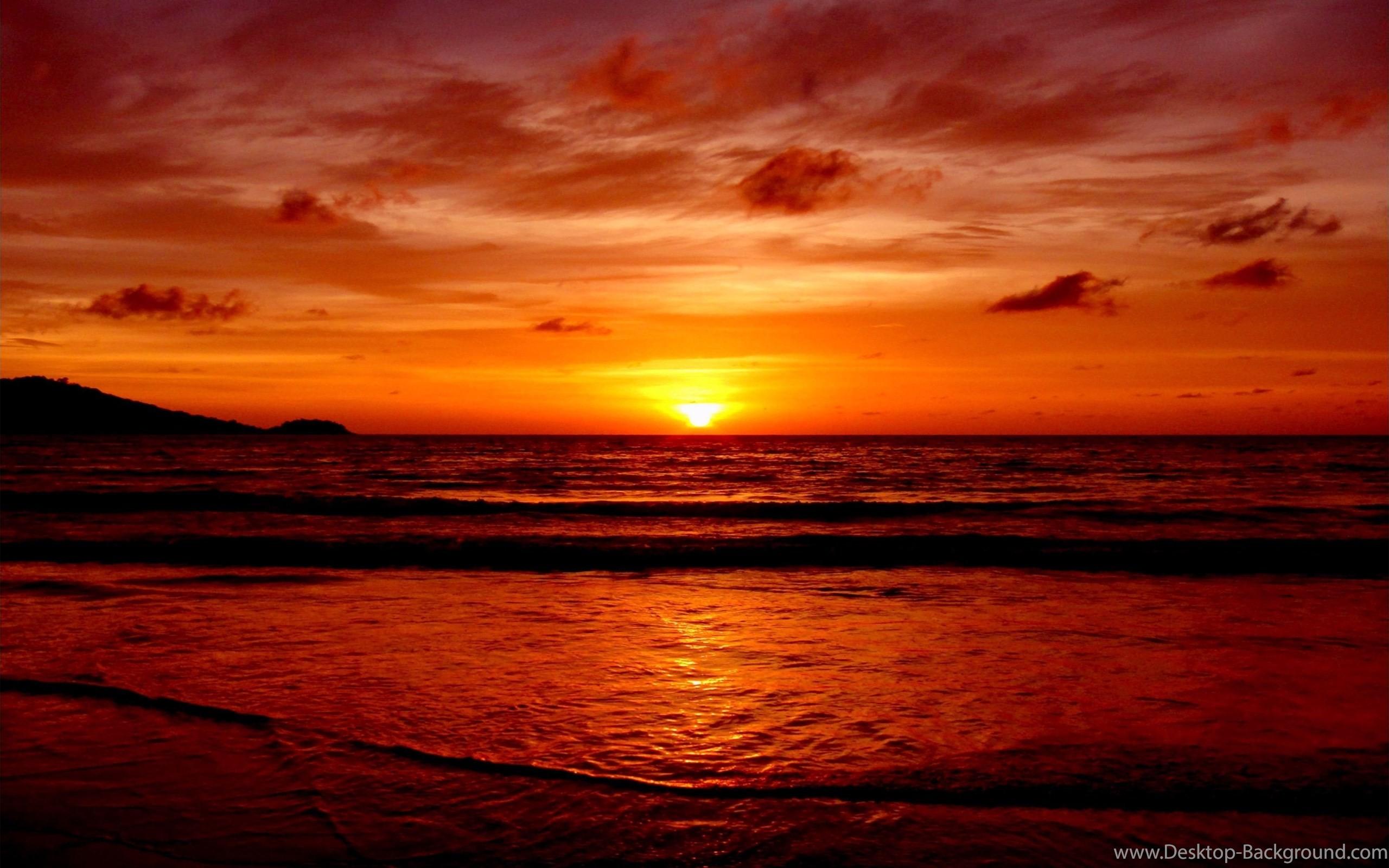4k Sunset Wallpaper 70 Images