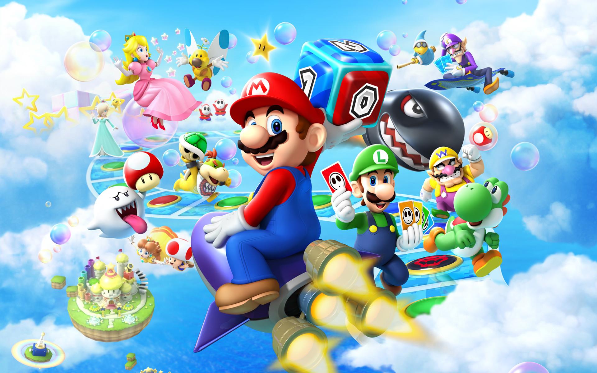 Super Mario Galaxy Wallpapers: Super Mario Galaxy 2 Wallpaper HD (77+ Images