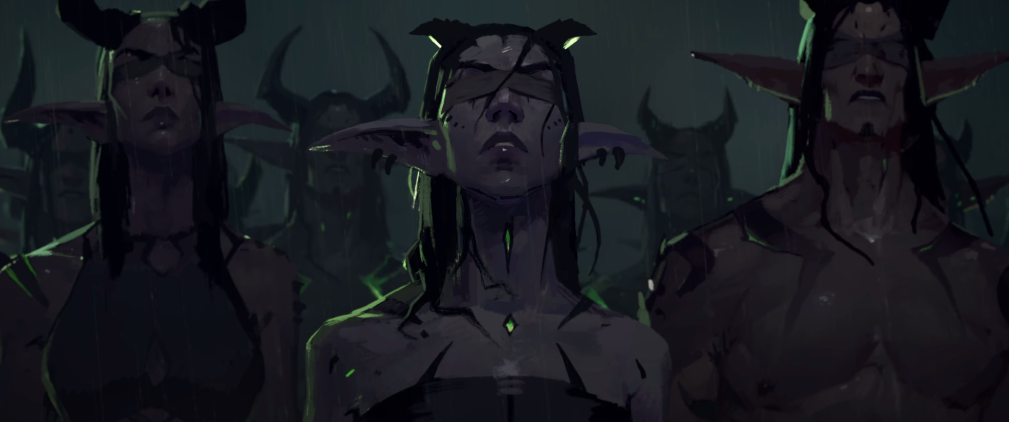 wow how to become a demon hunter