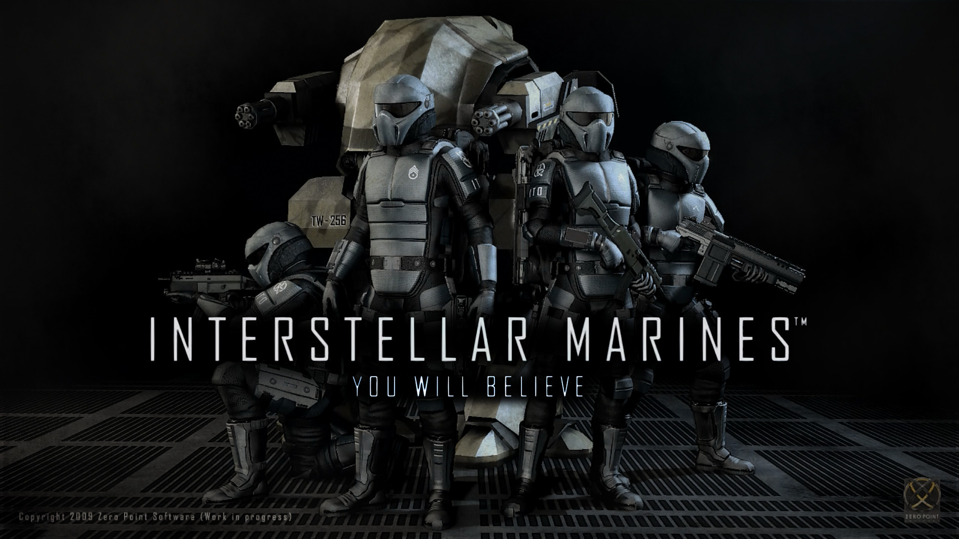 1920x1080 Interstellar Marines desktop fanmade by Superman999 on DeviantArt