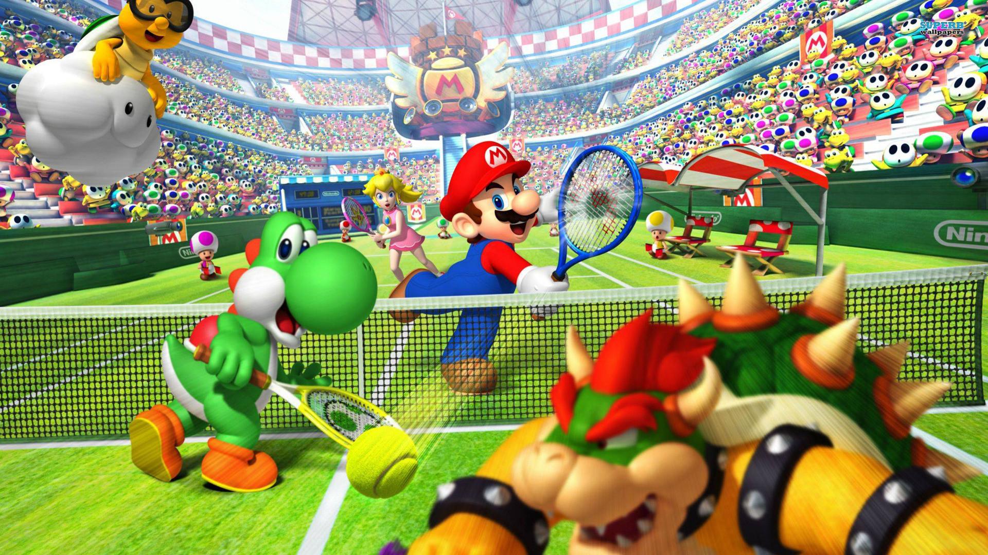 Mario Hd Wallpaper 74 Images