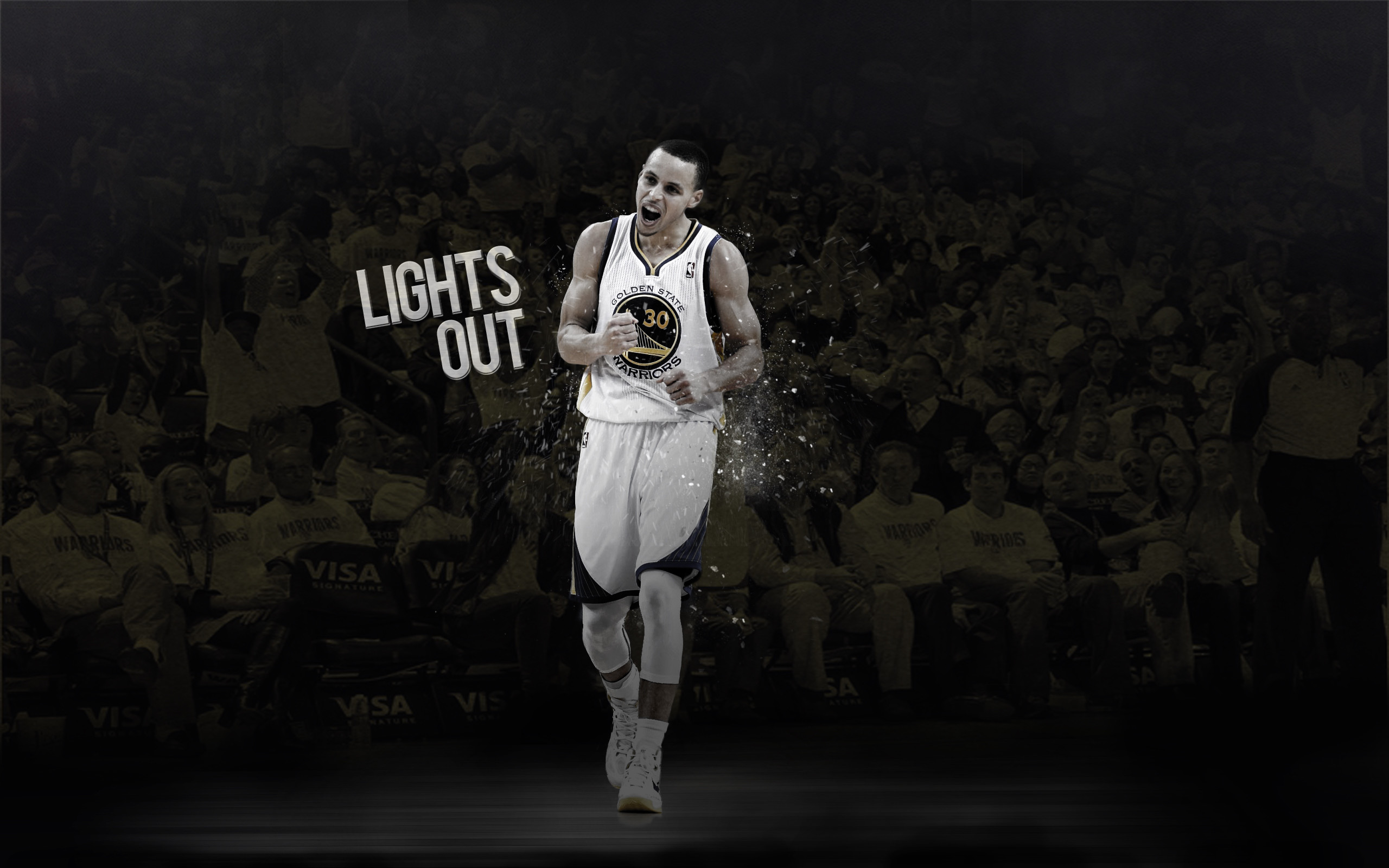 2560x1600 ... Stephen Curry Wallpaper | The Art Mad Wallpapers ...