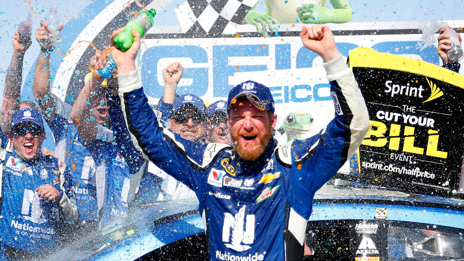 1920x1080 Winners & Losers: Dale Earnhardt Jr. relishes win, spot in Chase | Sporting  News