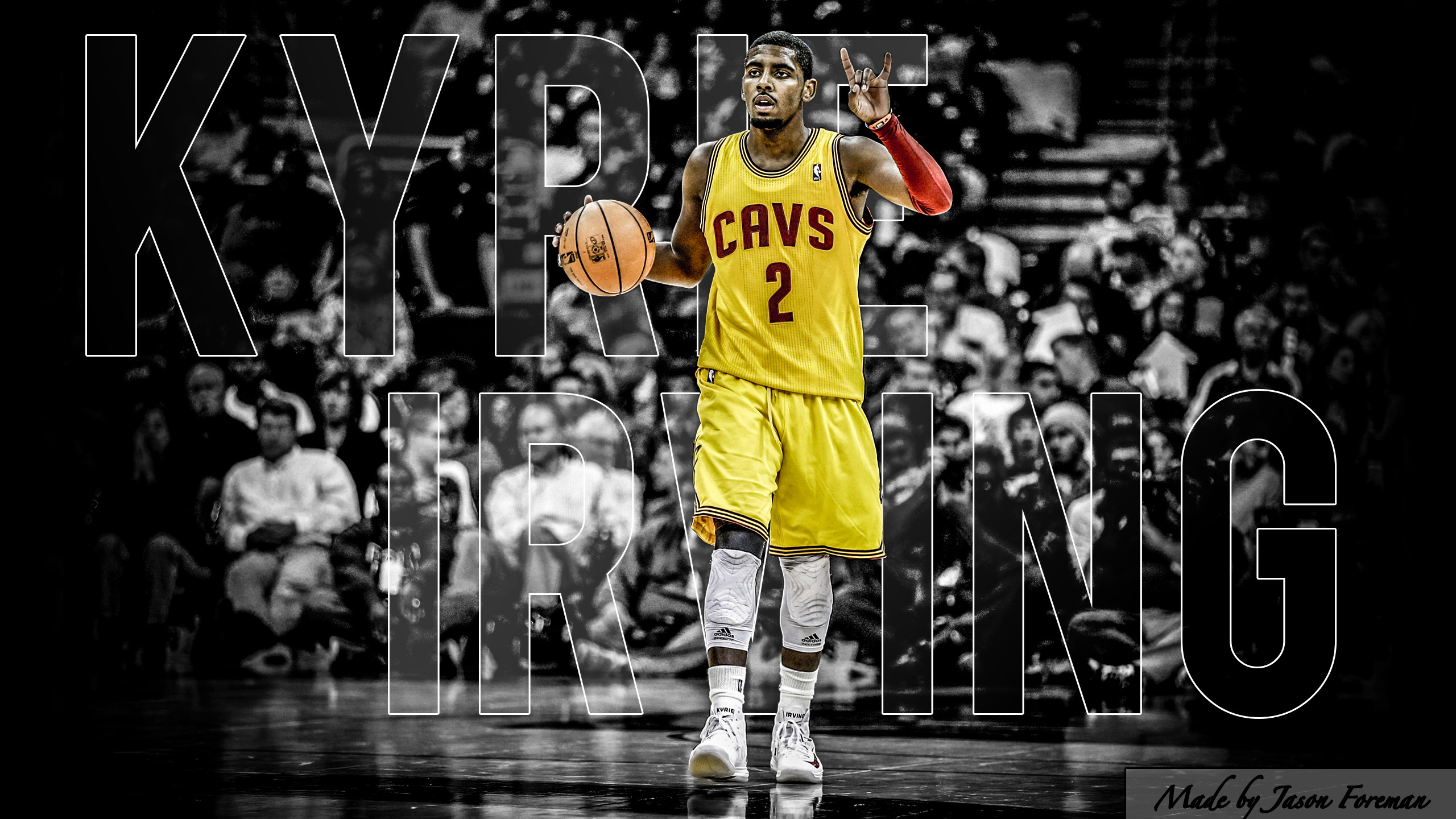 Kyrie Irving Wallpapers (74+ images)