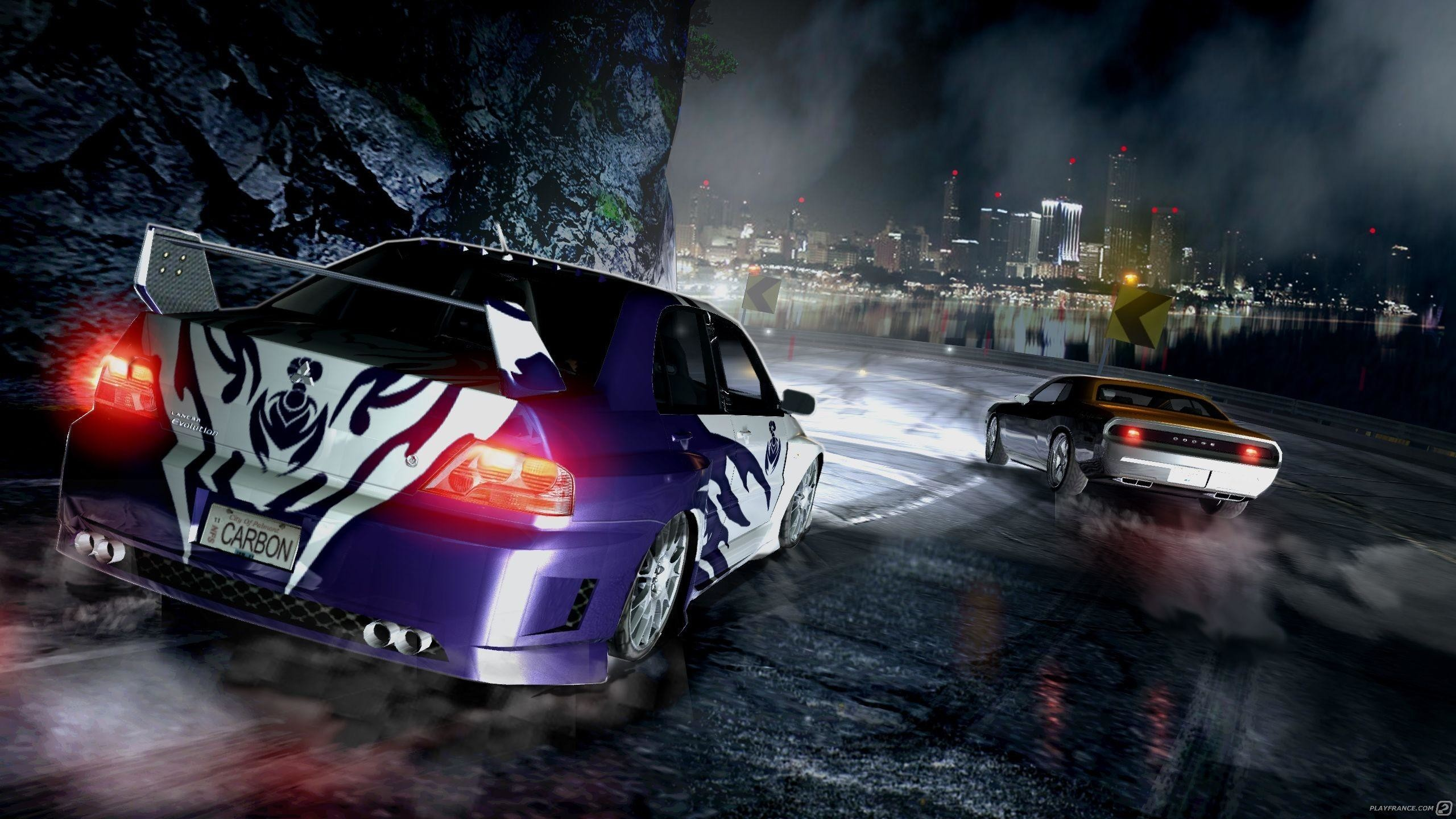 2560x1440 Need For Speed Carbon wallpaper - 1242587