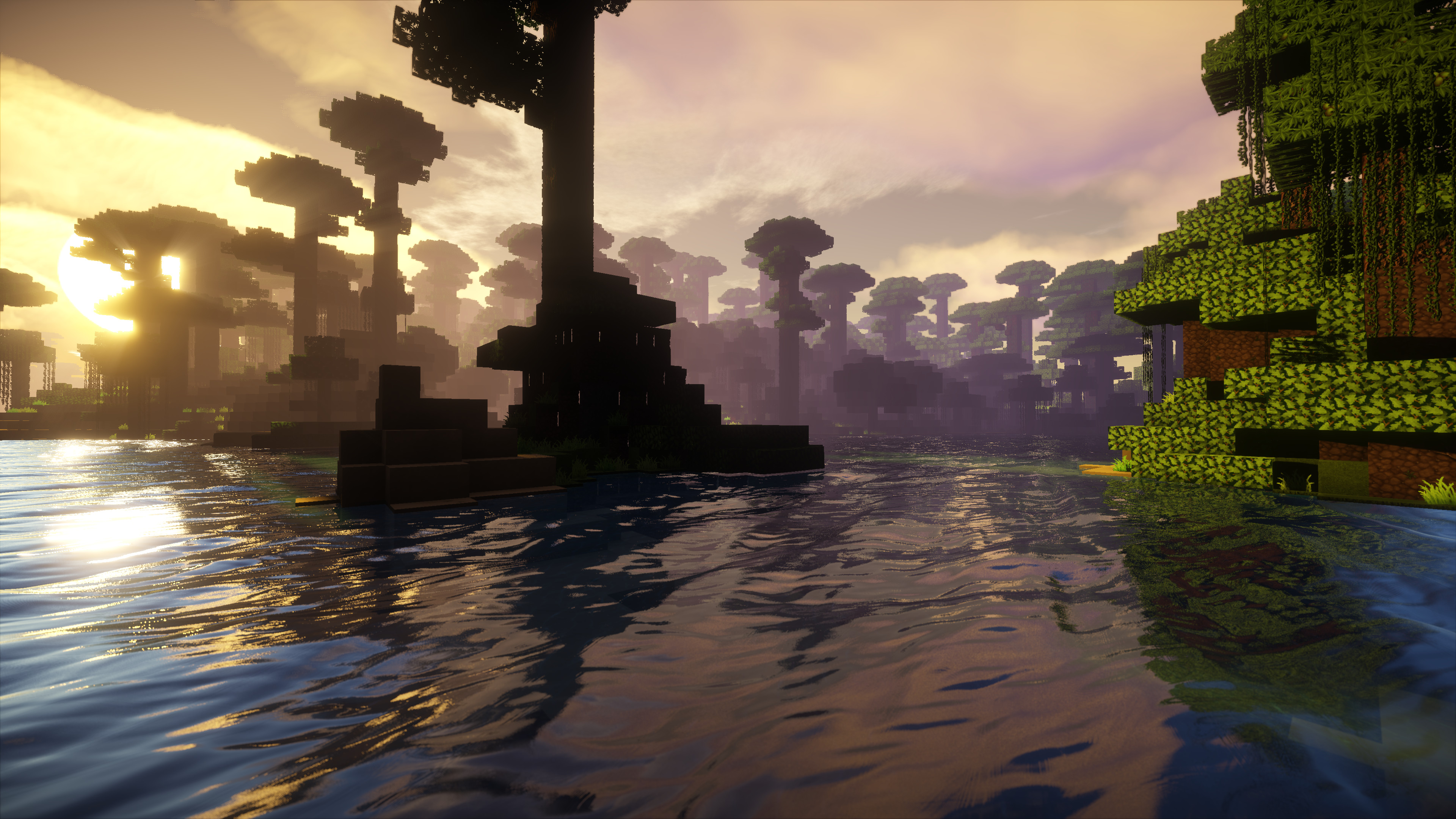 Minecraft Shaders Wallpapers Hd For Windows 10: HD Wallpapers Of Minecraft (78+ Images