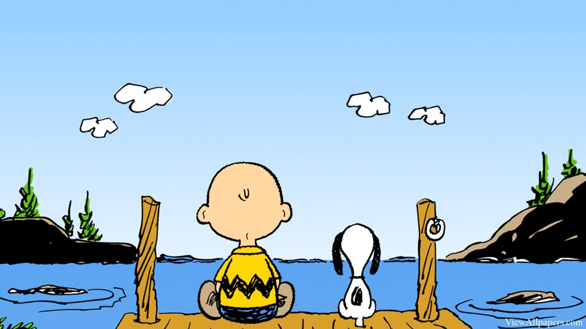 1920x1080 Charlie Brown And Snoopy