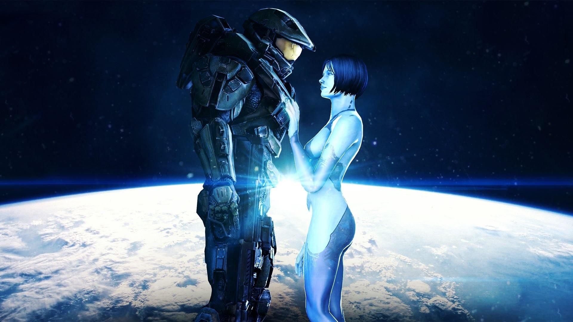 Halo 5 cortana wallpaper 81 images - Halo 4 photos ...