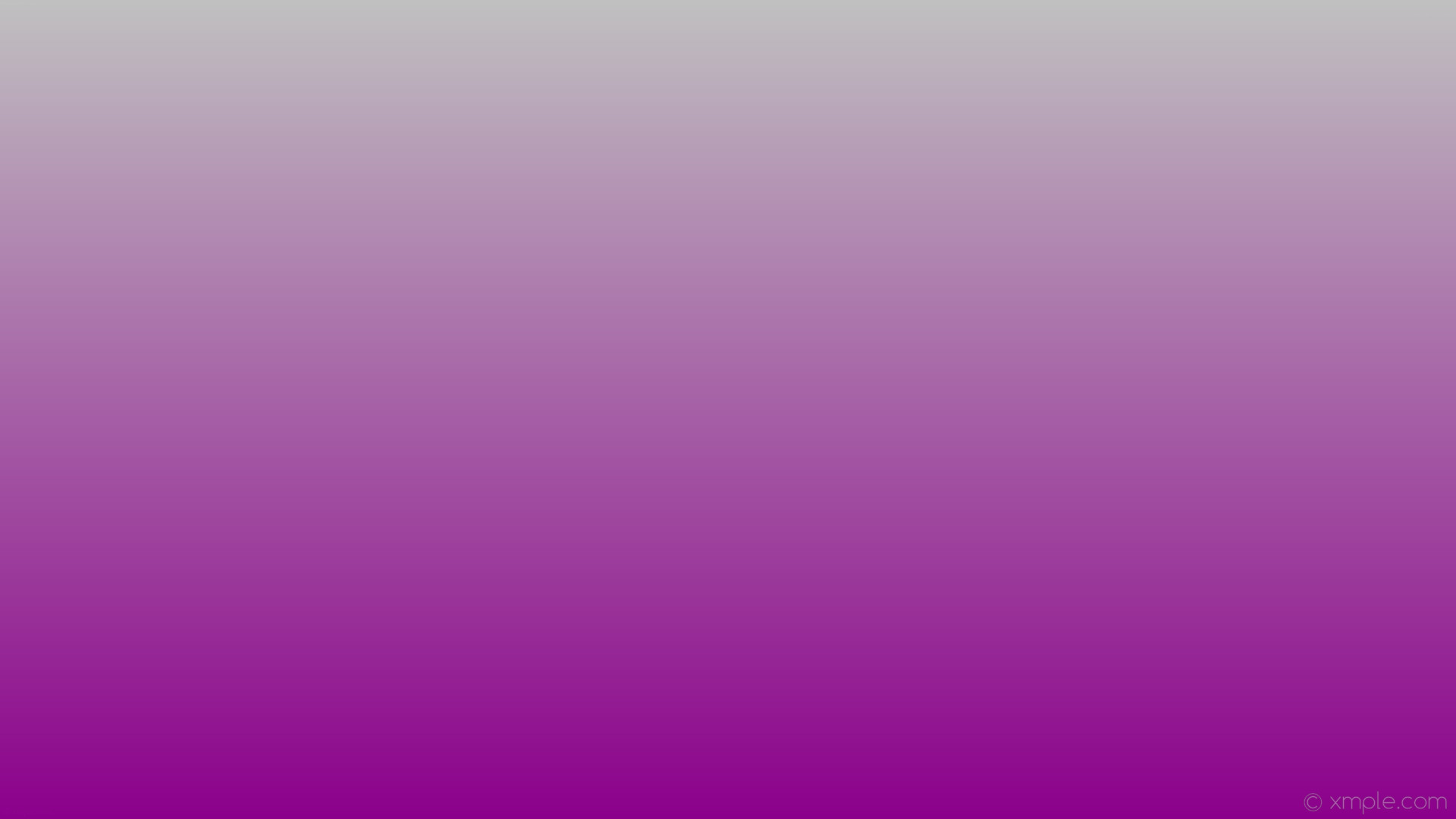 1920x1080 wallpaper gradient purple linear grey dark magenta silver #8b008b #c0c0c0  270°