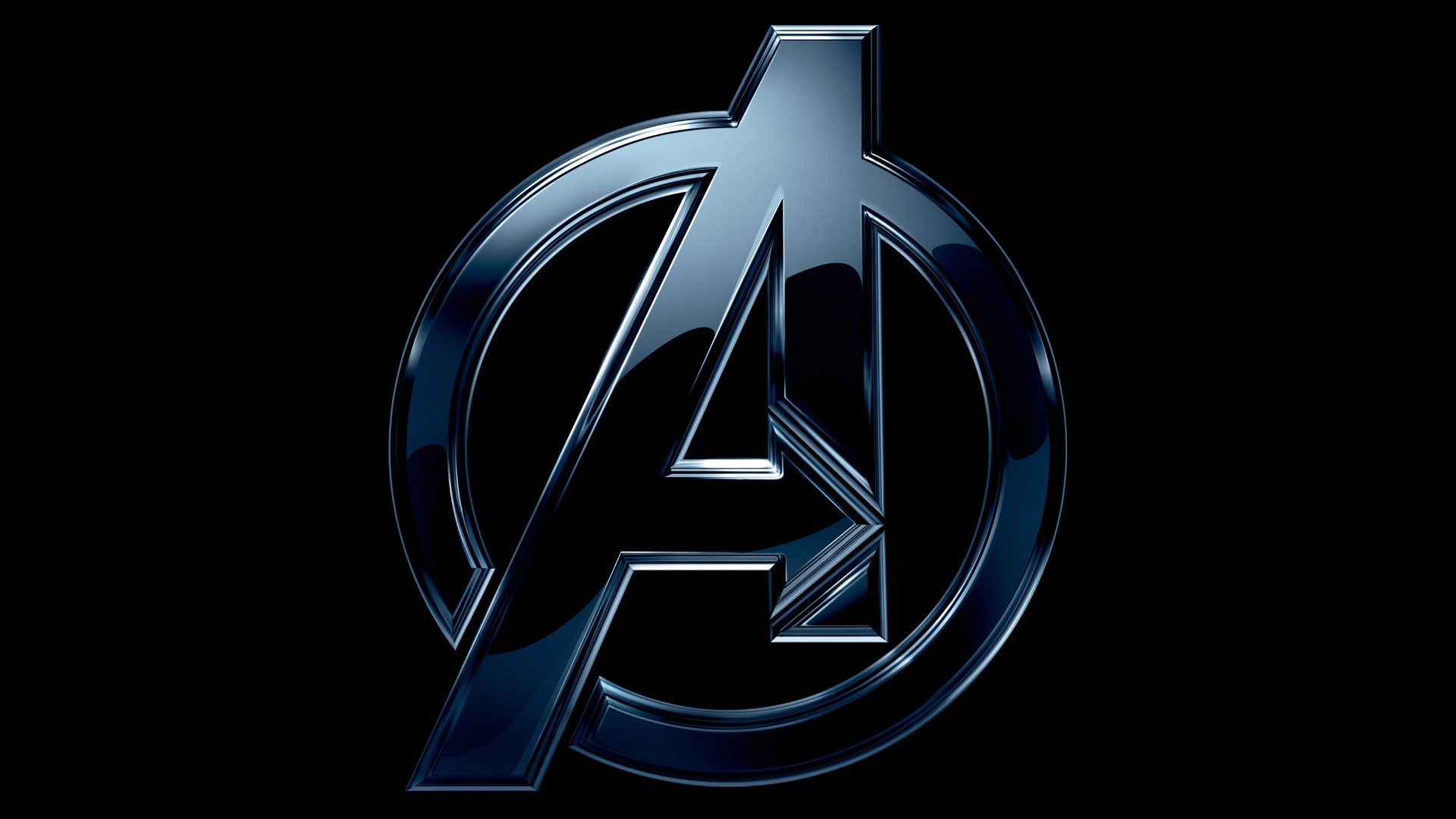1920x1080 Logo avengers wallpaper HD.