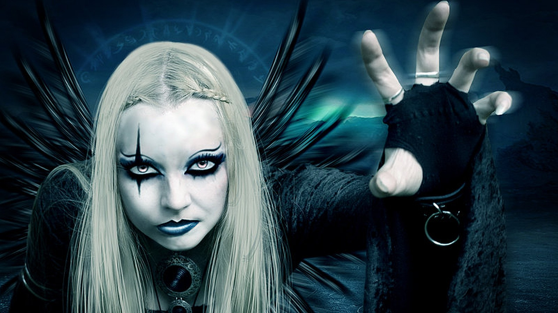 HD 3D Gothic Wallpapers (67+ images)