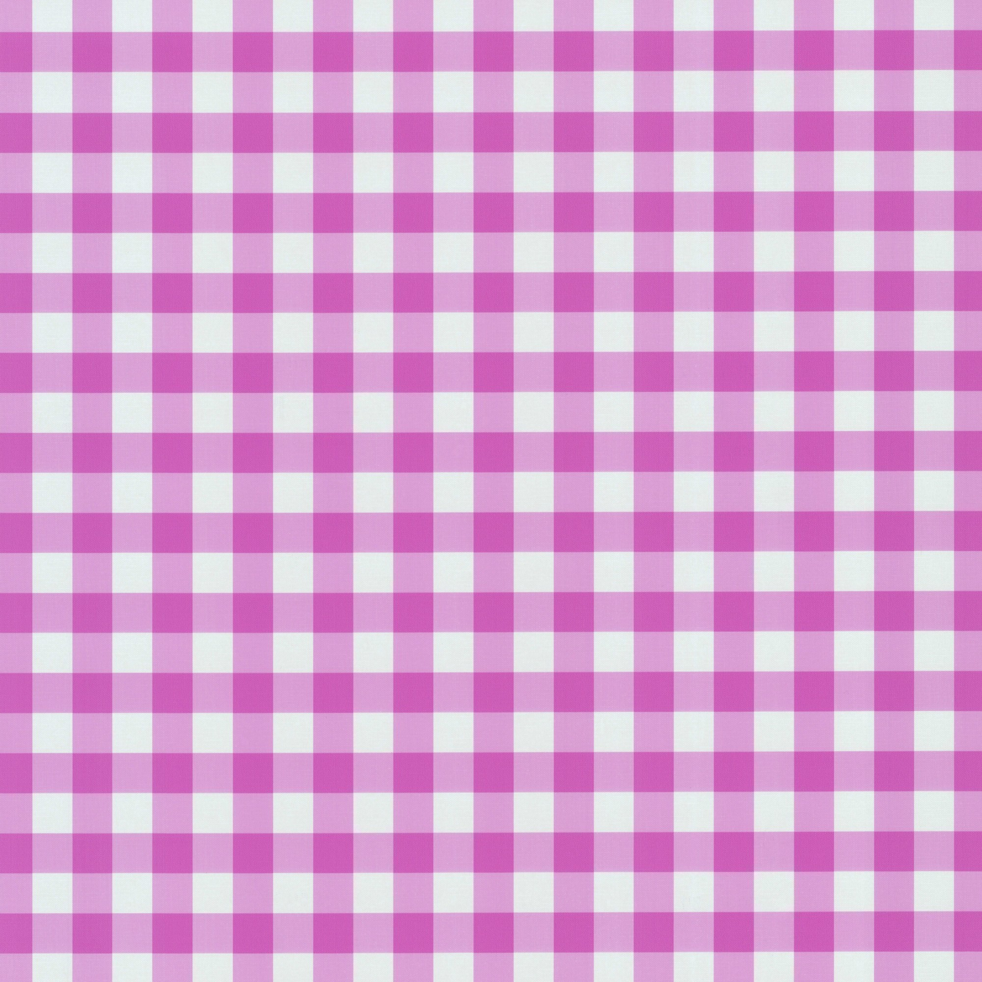 2000x2000 Playground Bright Pink Gingham Check Wallpaper by P+S International 05638-30