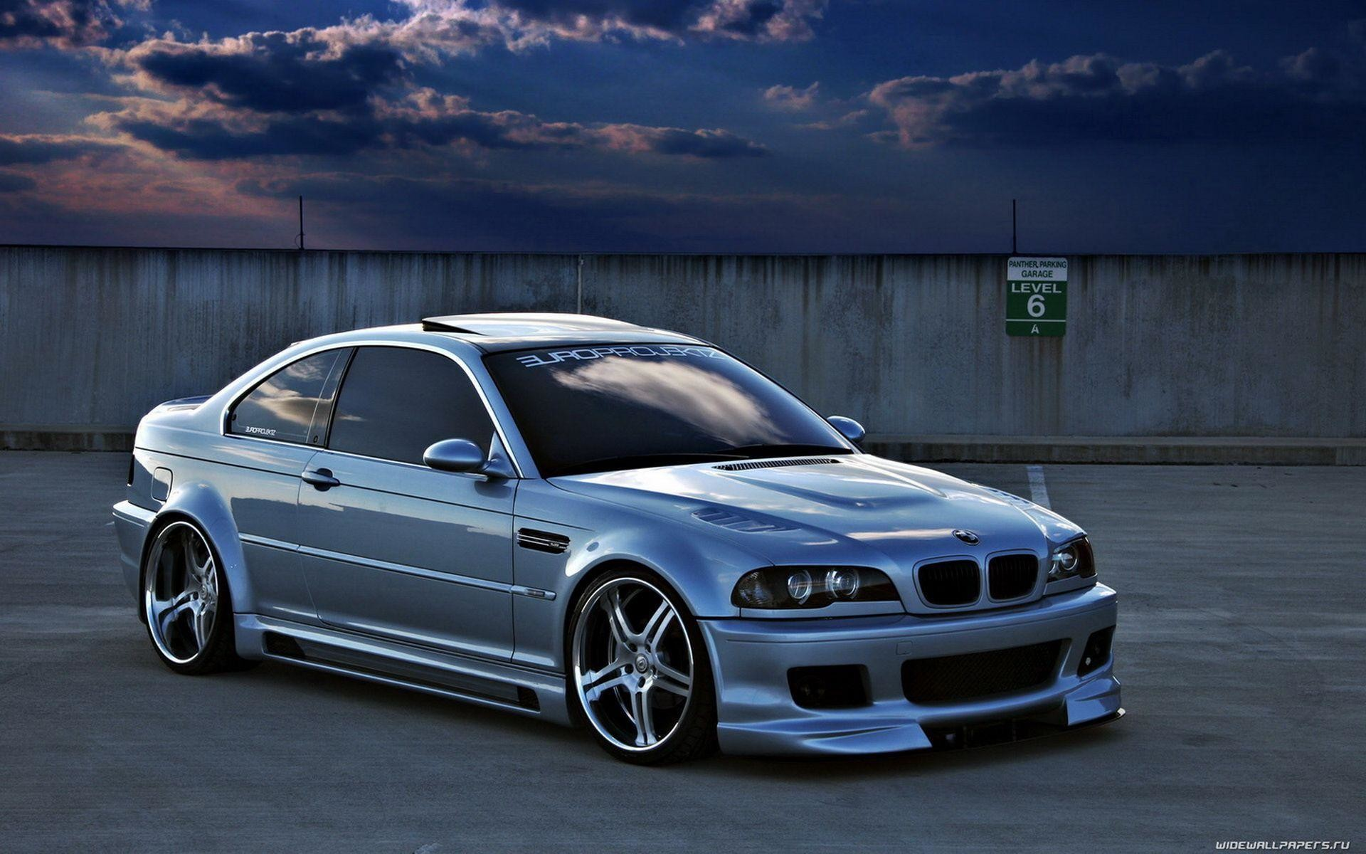 1920x1200 Bmw E46 M3 Wallpaper