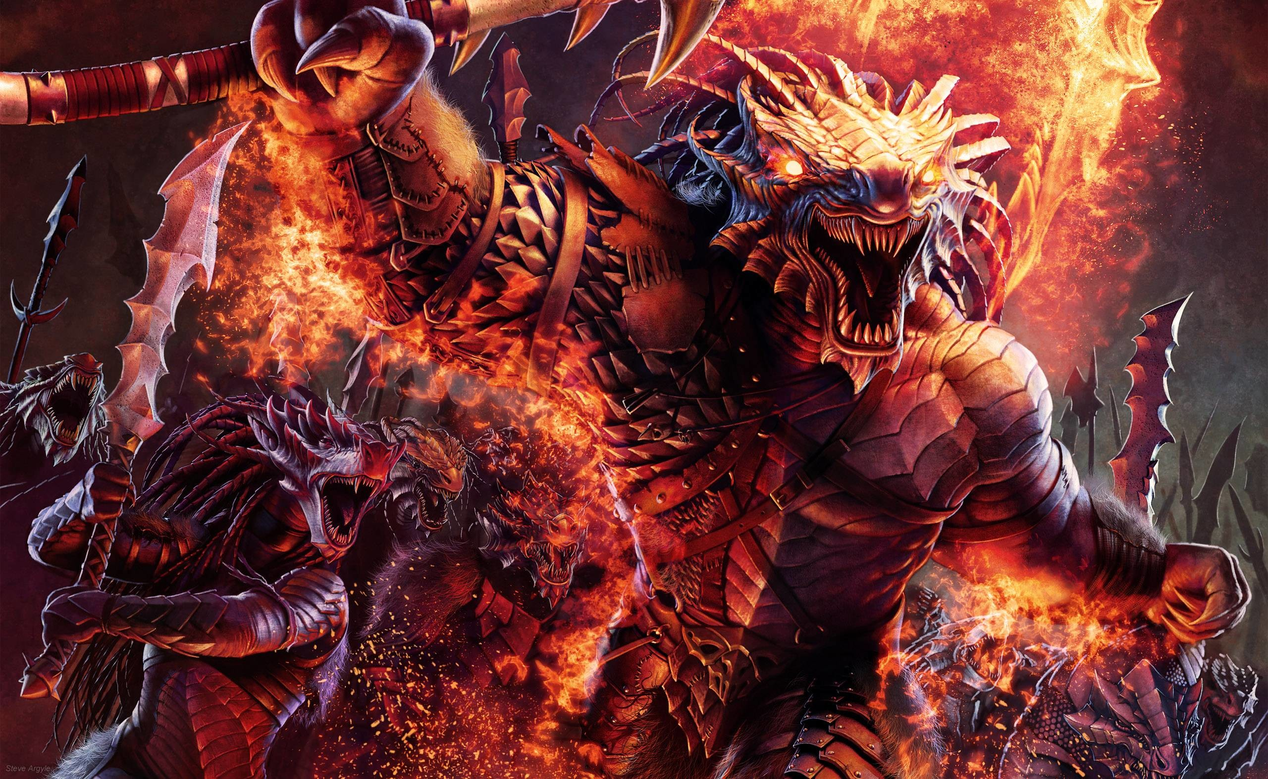 2560x1574 Cool Dragon Wallpaper | Wallpaper Download