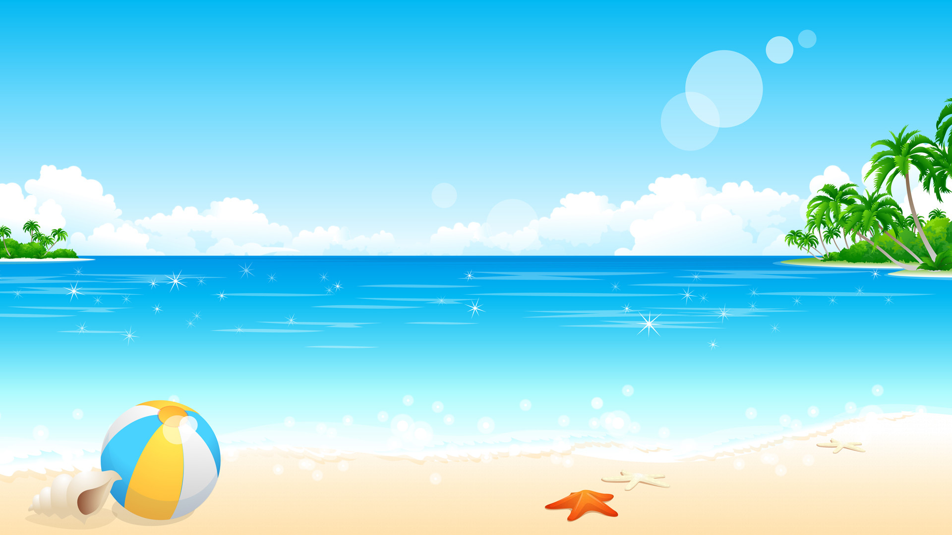 Cartoon Beach Wallpaper: Cartoon Backgrounds (54+ Images