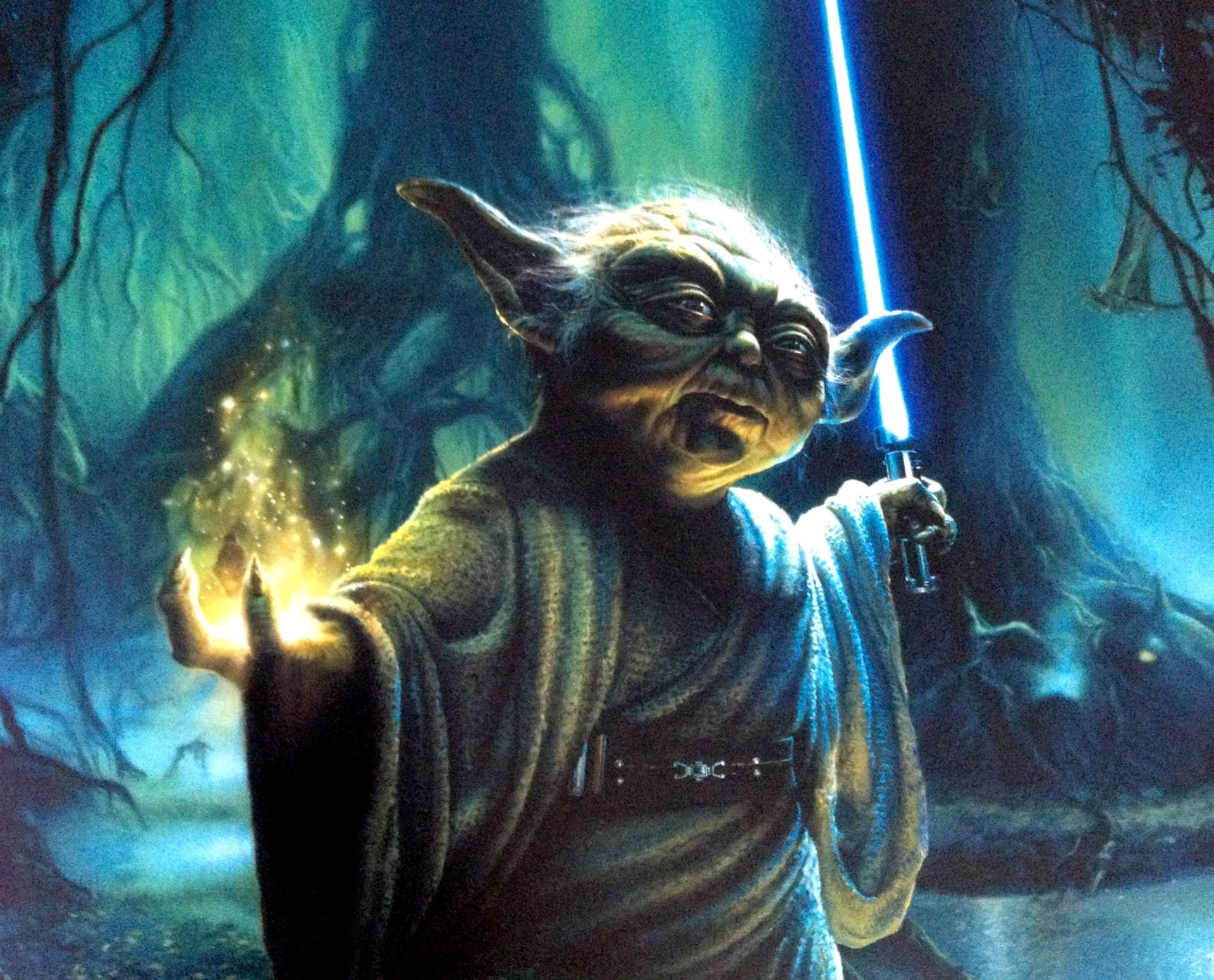 Yoda Wallpaper 72 Images
