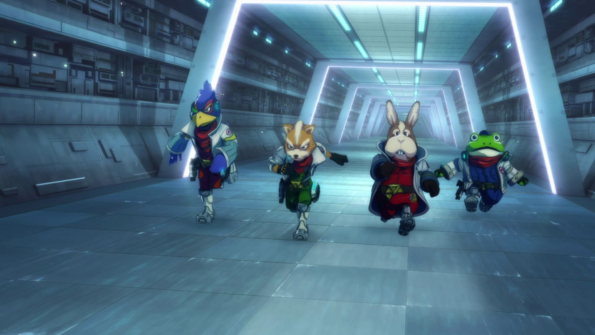 1920x1080 Starfox Deploying