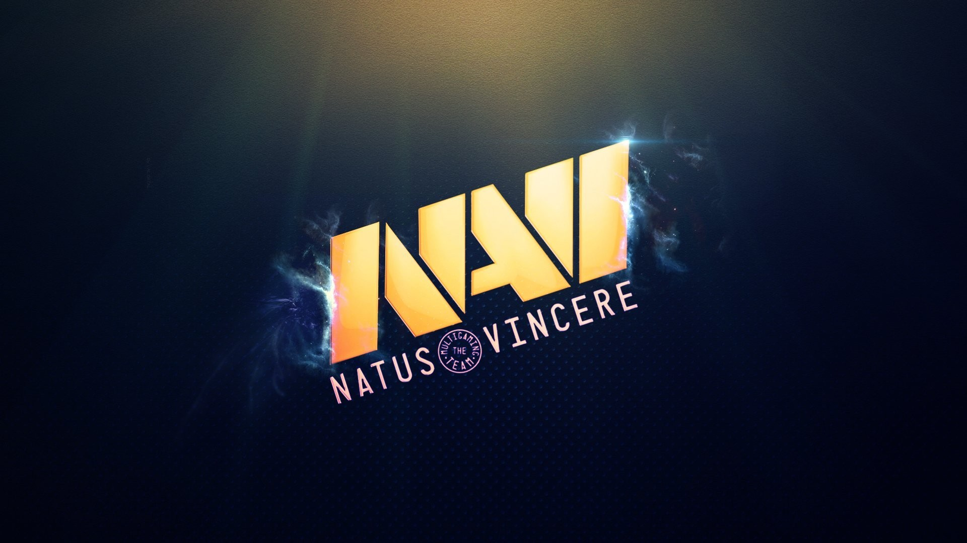 1920x1080 logo na`vi team minimalism game cs:go
