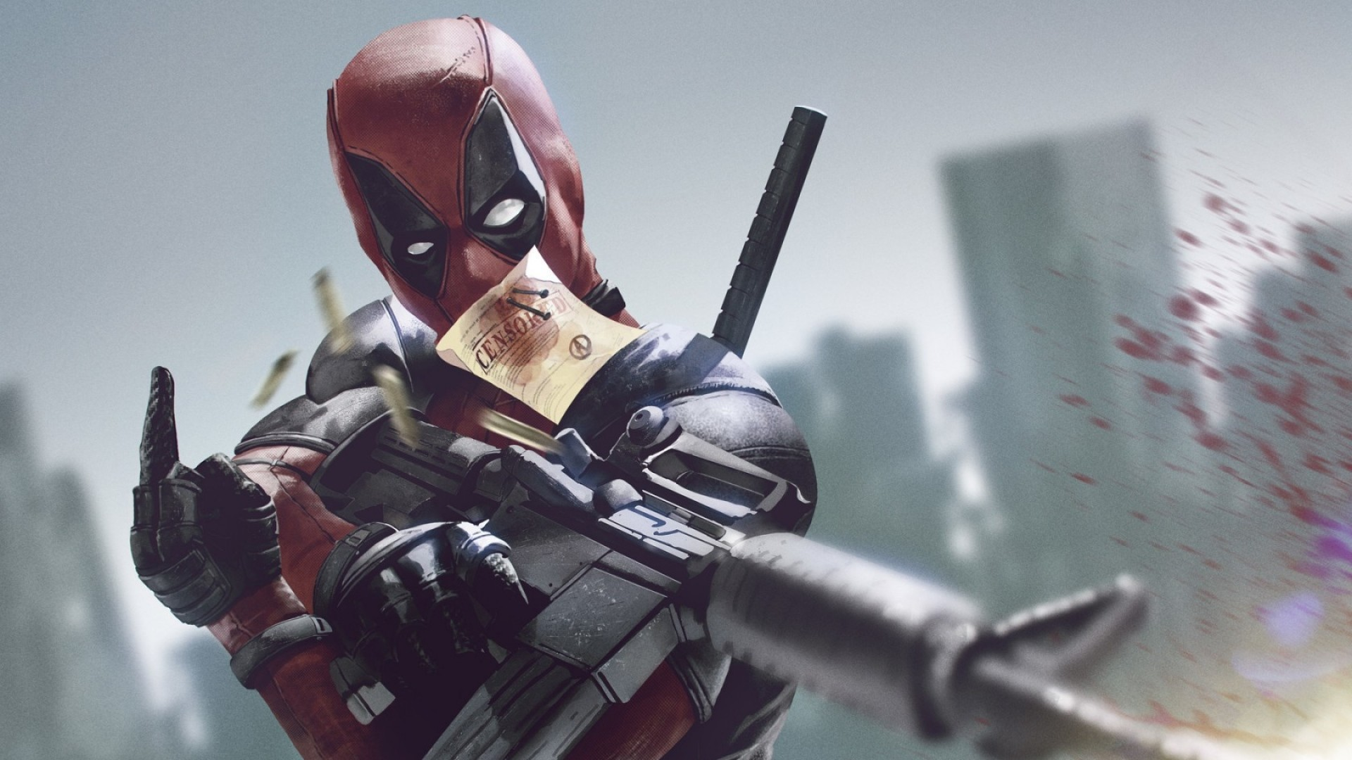 1920x1080 Preview wallpaper deadpool, ryan reynolds, marvel