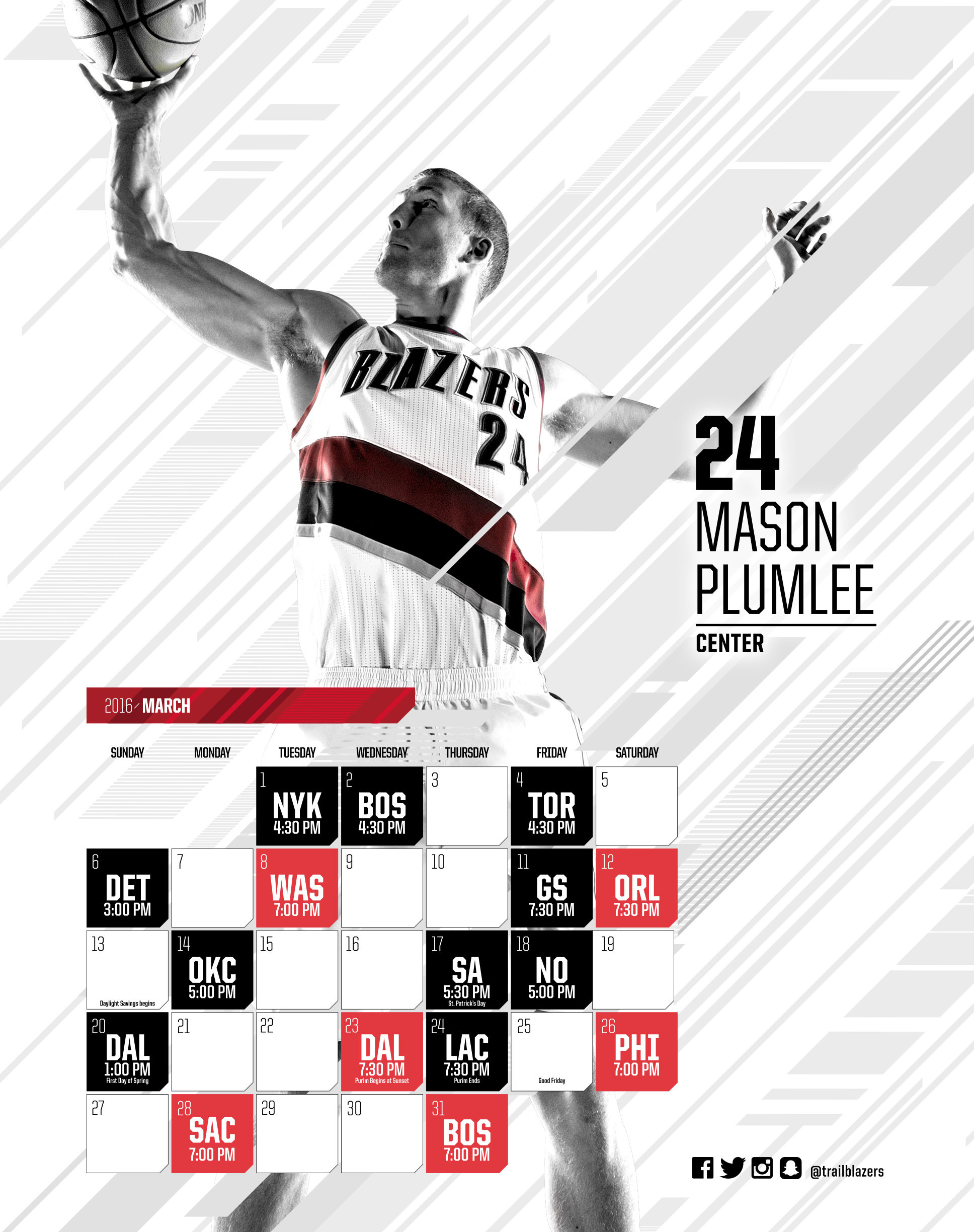 1936x2448 Wallpapers Portland Trail Blazers · Nba Blazers Schedule Photo Album -  Watch Out, There's a Clothes About. Nba Blazers Schedule Photo Album Watch  Out ...