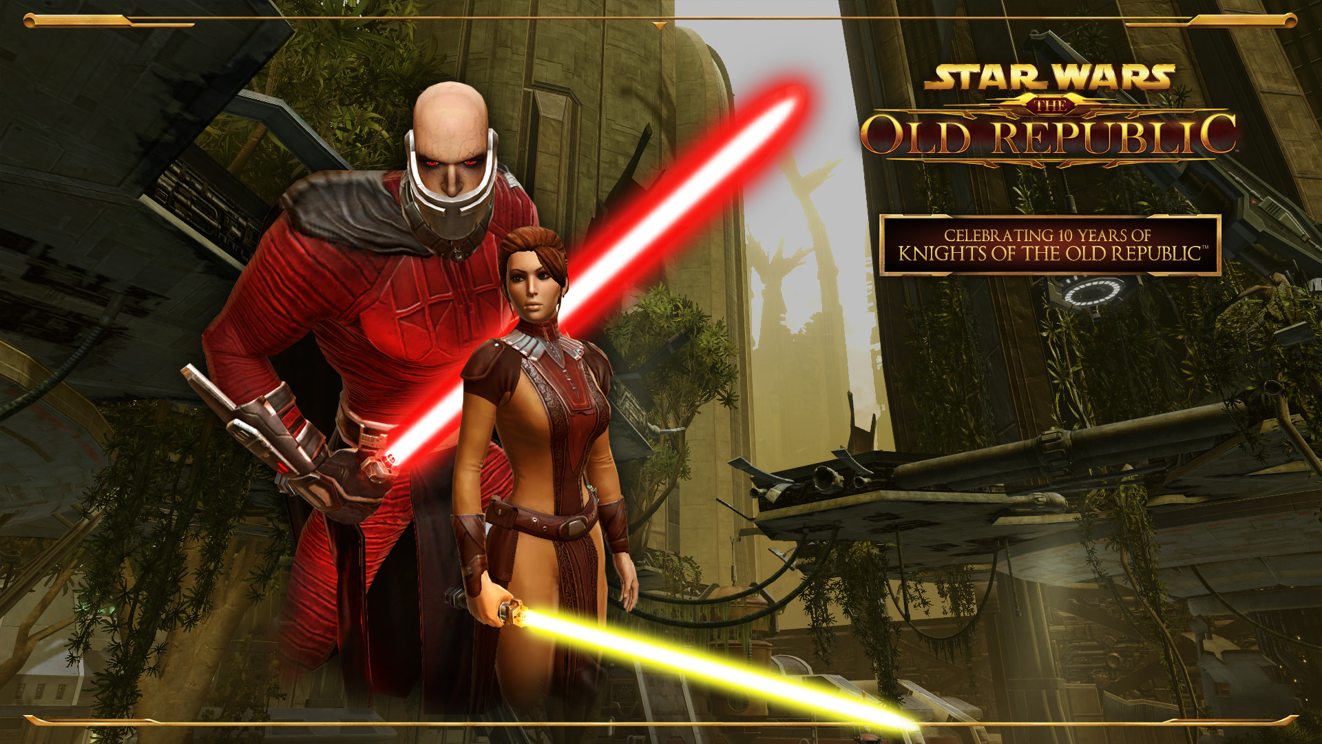 1920x1080 download these commemorative knights of the old republic wallpapers