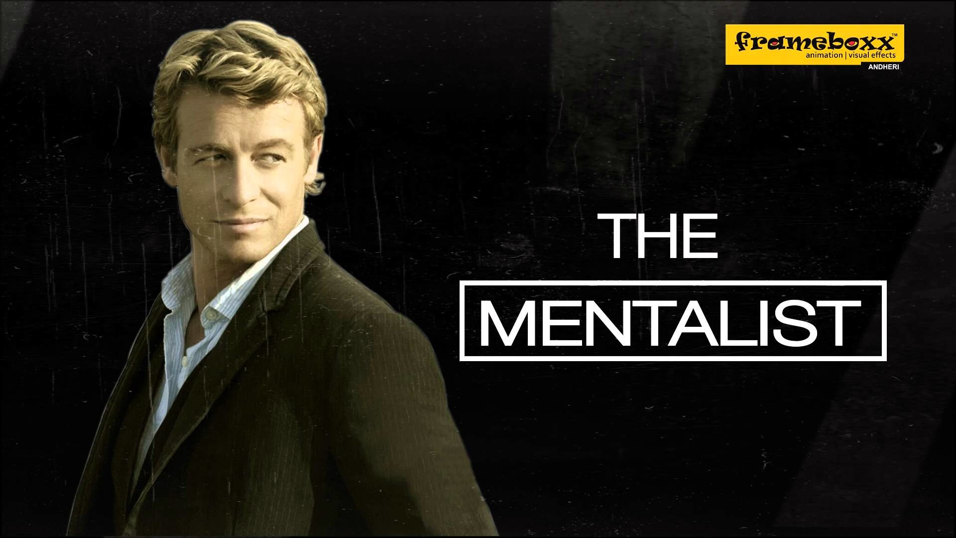 1920x1080 The Mentalist : TV series title re creation by Nikhil Joshi