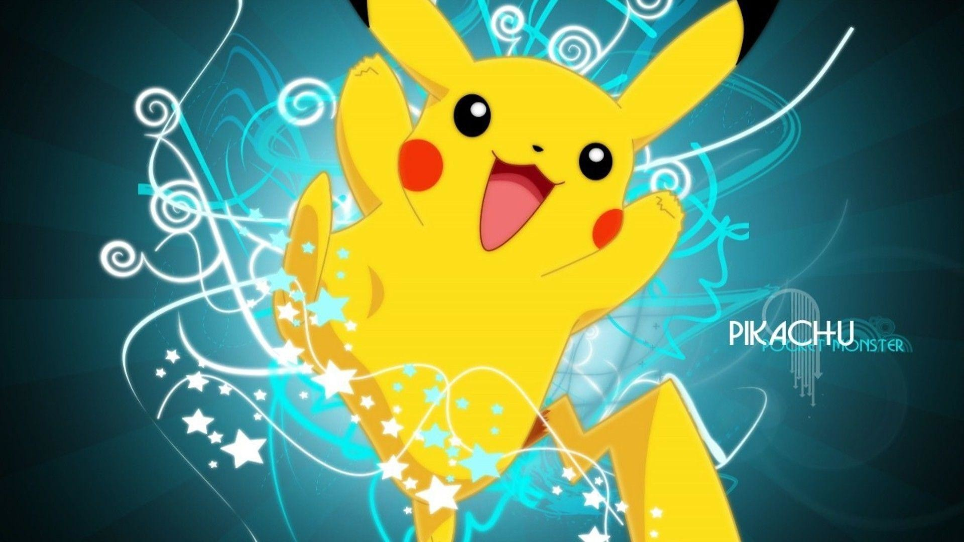 1920x1080 Wallpapers For > Pikachu Wallpapers Hd
