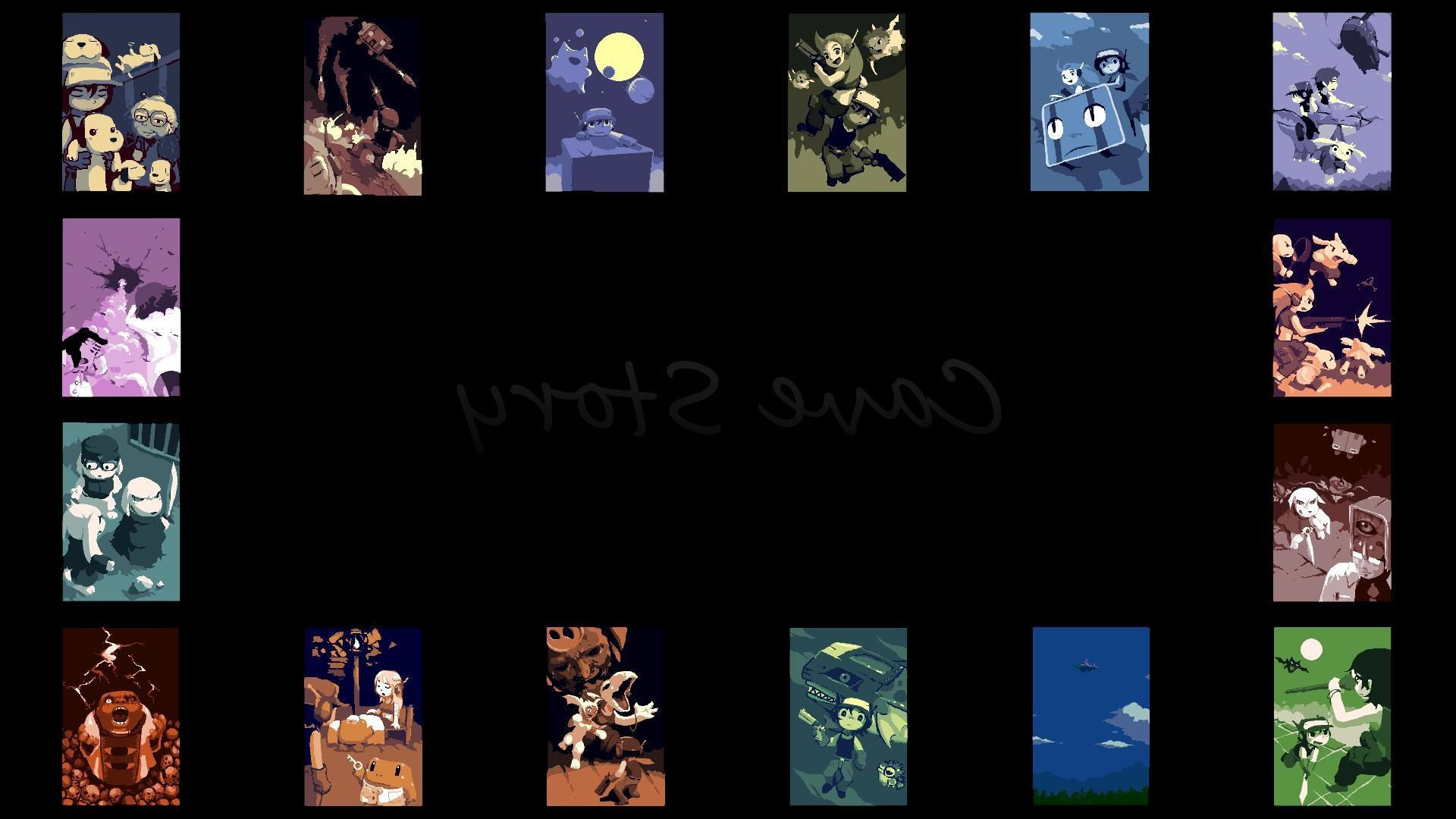 1920x1080 Cave Story Widescreen Background Cool Cave Story Wallpaper