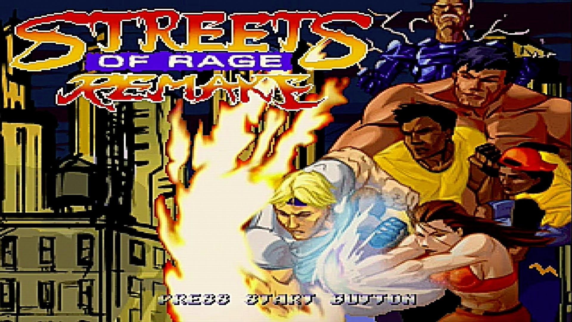 street of rage remake music download