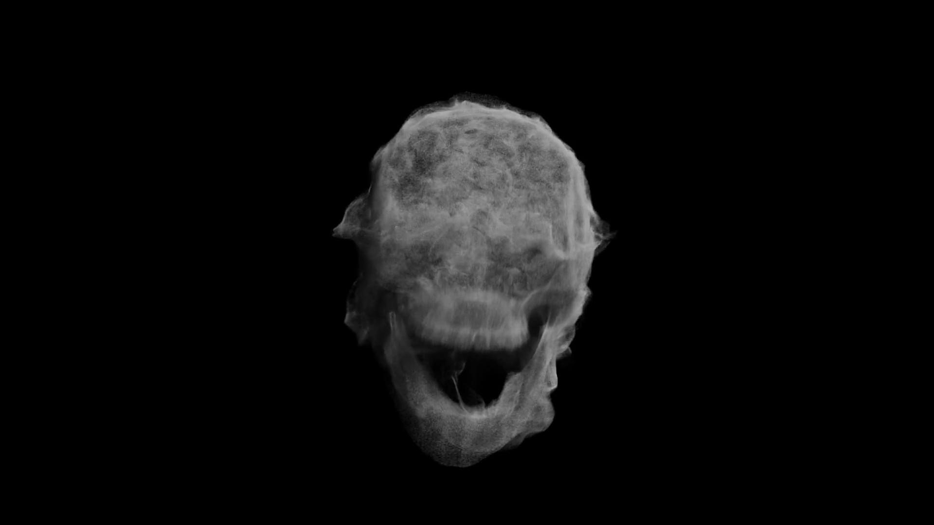 Dangerous Hd Wallpaper Smoke Skull 57 Images