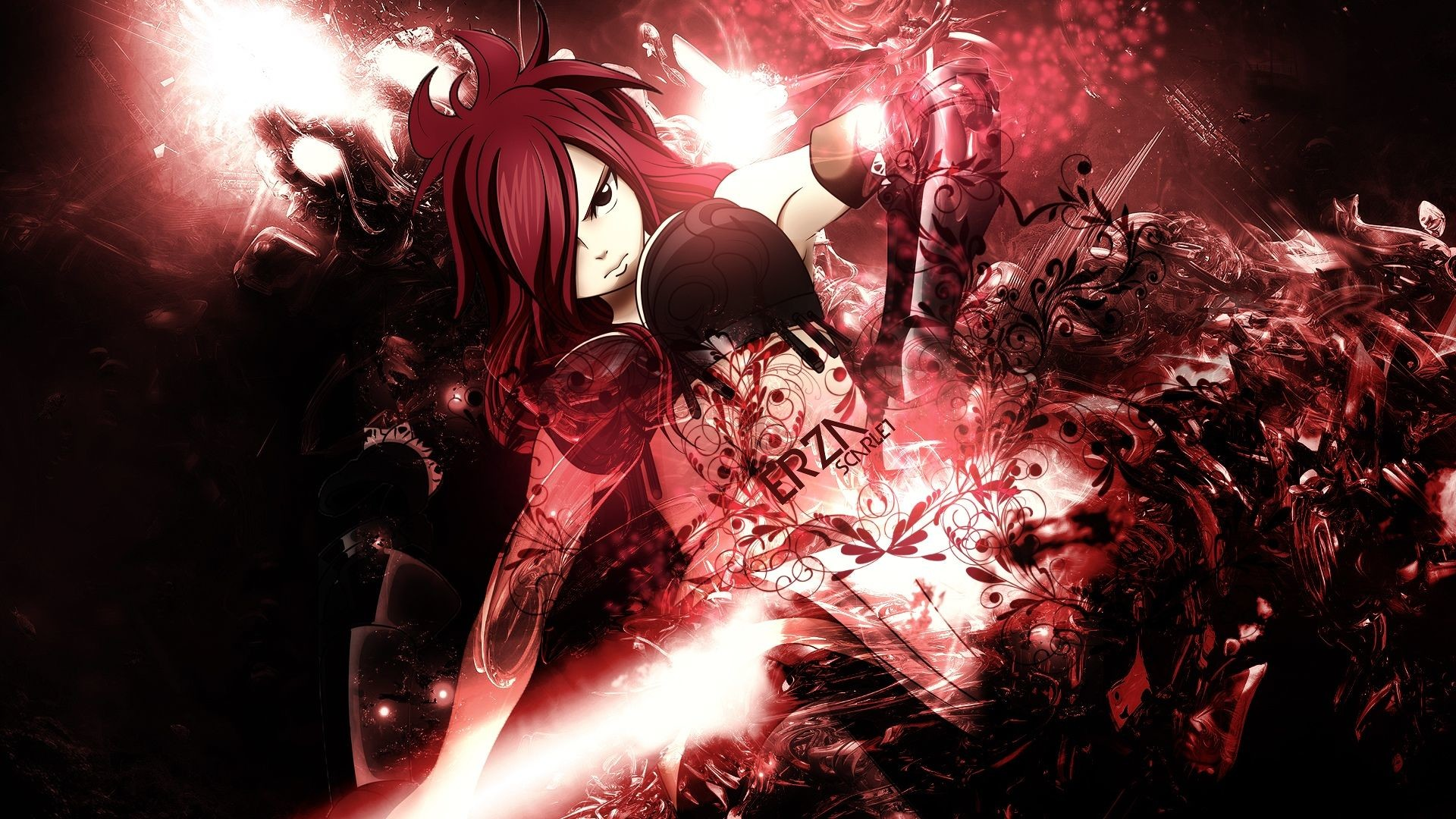 1920x1080 wallpaper.wiki-Download-Pictures-Erza-Scarlet-PIC-WPB006240