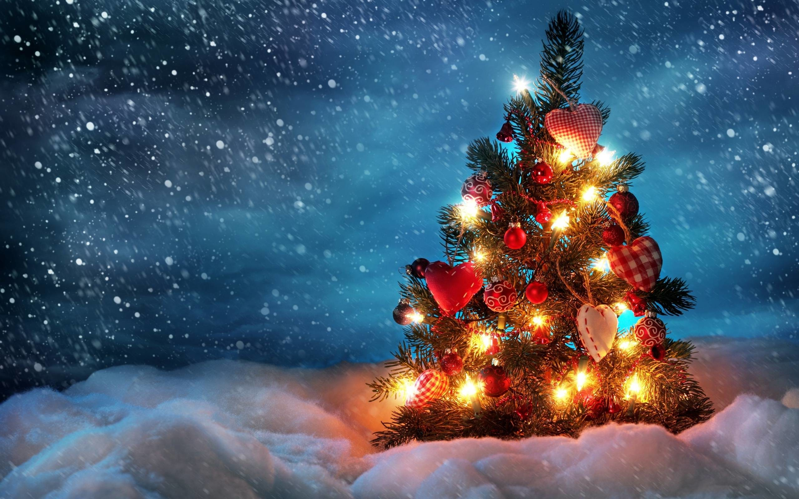 Christmas Ipad Wallpapers: Snowy Christmas Backgrounds (48+ Images