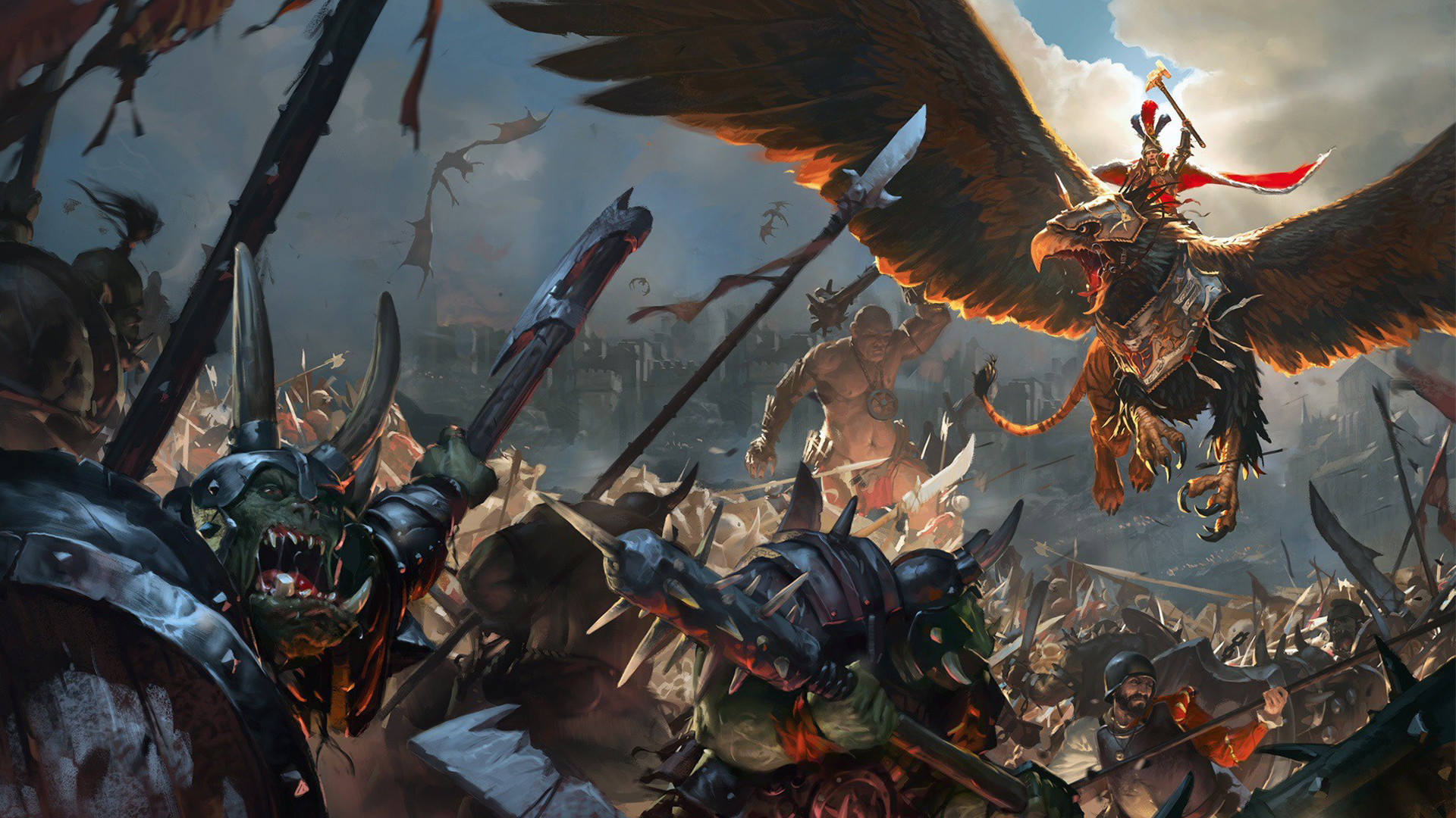 Total War Warhammer Wallpapers 1920x1080 89 Images