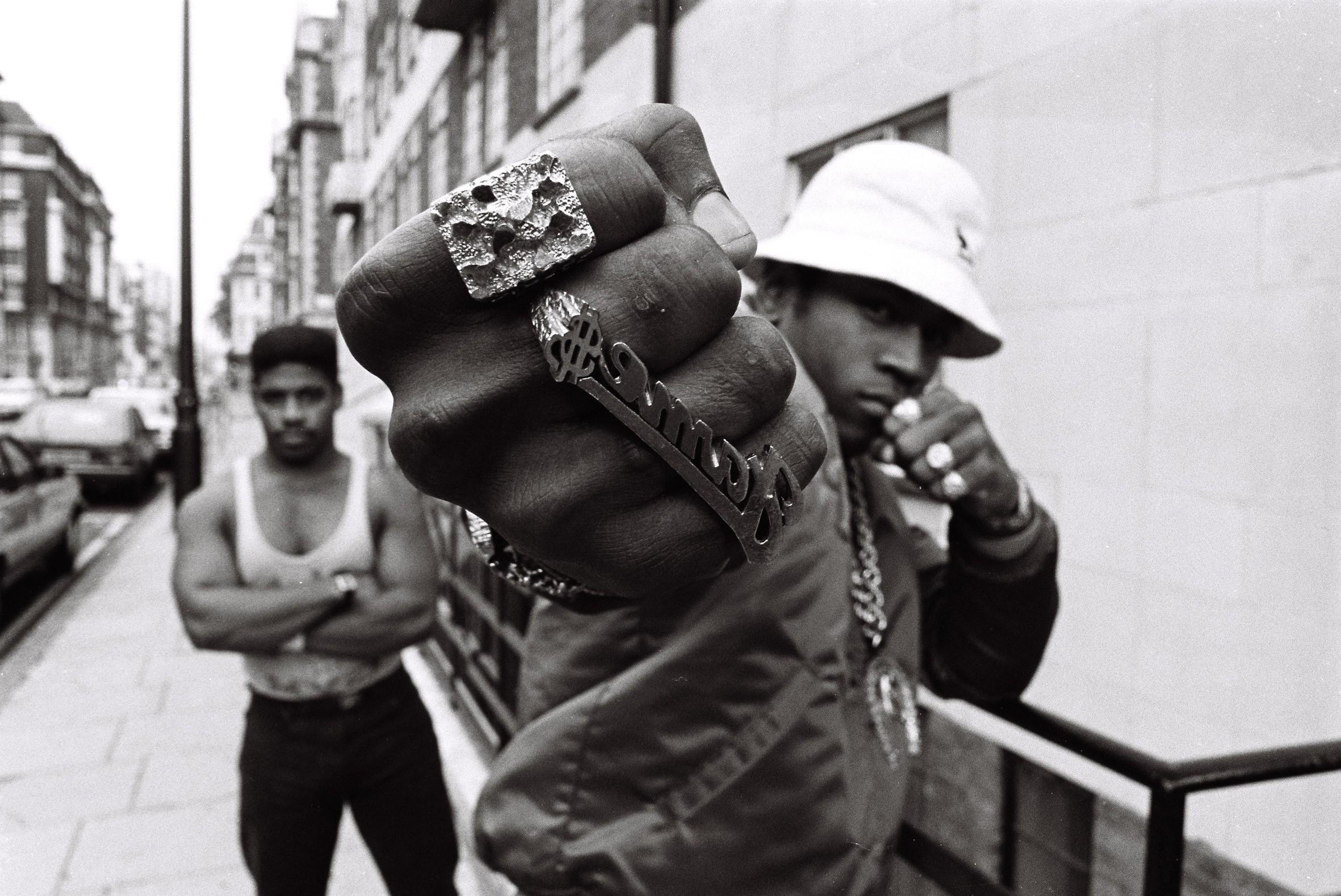 gangsta hardcore rap