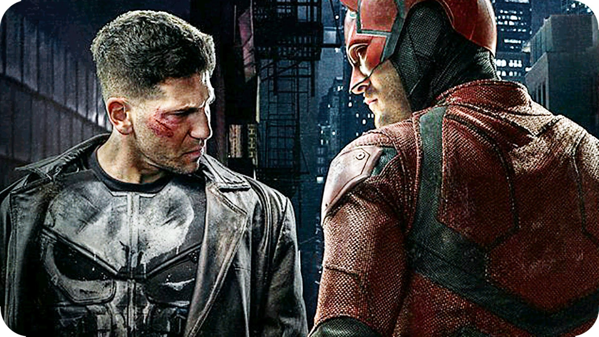 1920x1080 MARVELS DAREDEVIL Season 2 Punisher Featurette (2016) Netflix Series -  YouTube