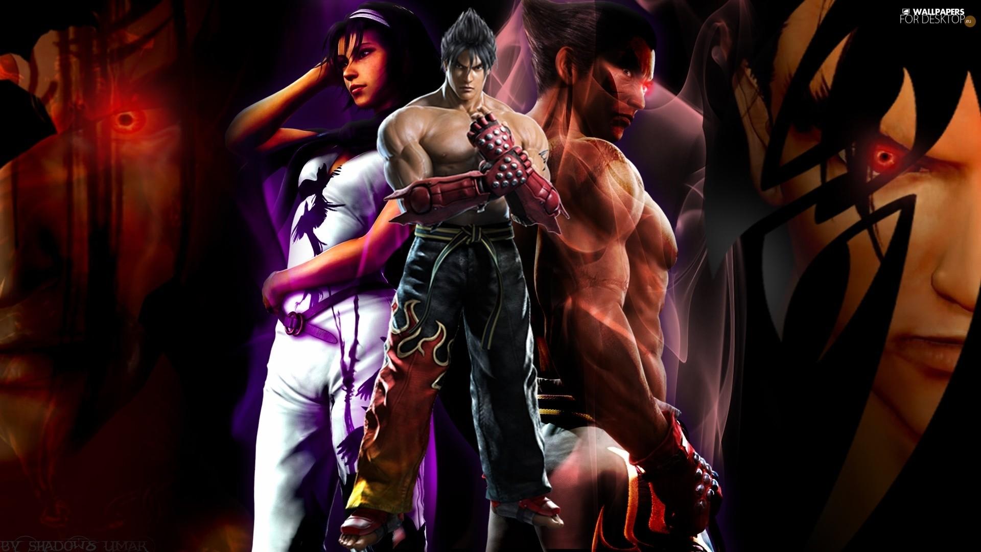 Tekken Tag 2 Wallpaper 70 Images