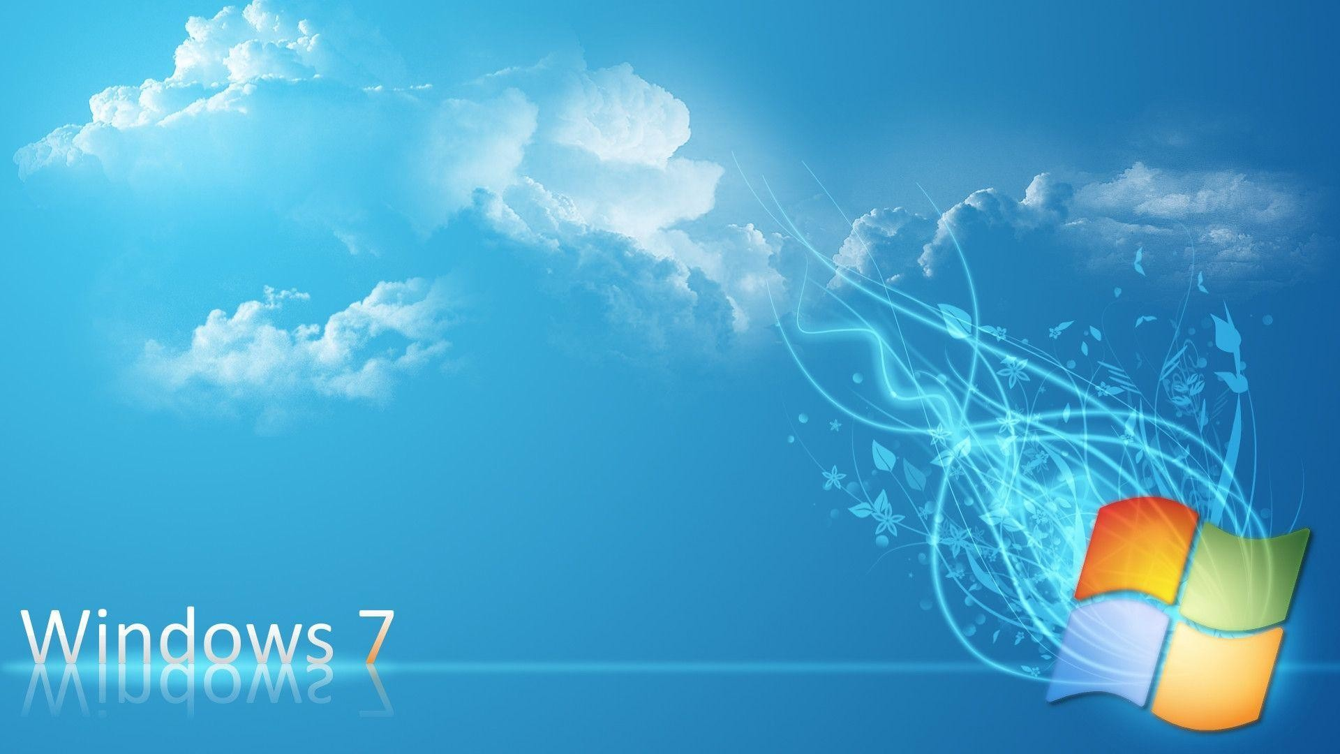 1920x1080 Windows 7 Wallpapers Hd Download Blue Sky Imag #5560 Wallpaper .