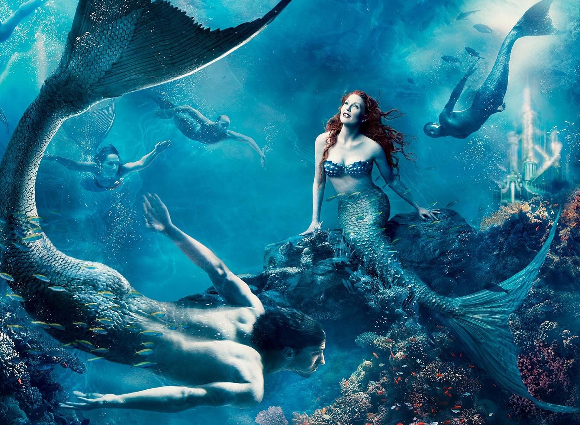 Mermaid Screensavers And Wallpaper 68 Images