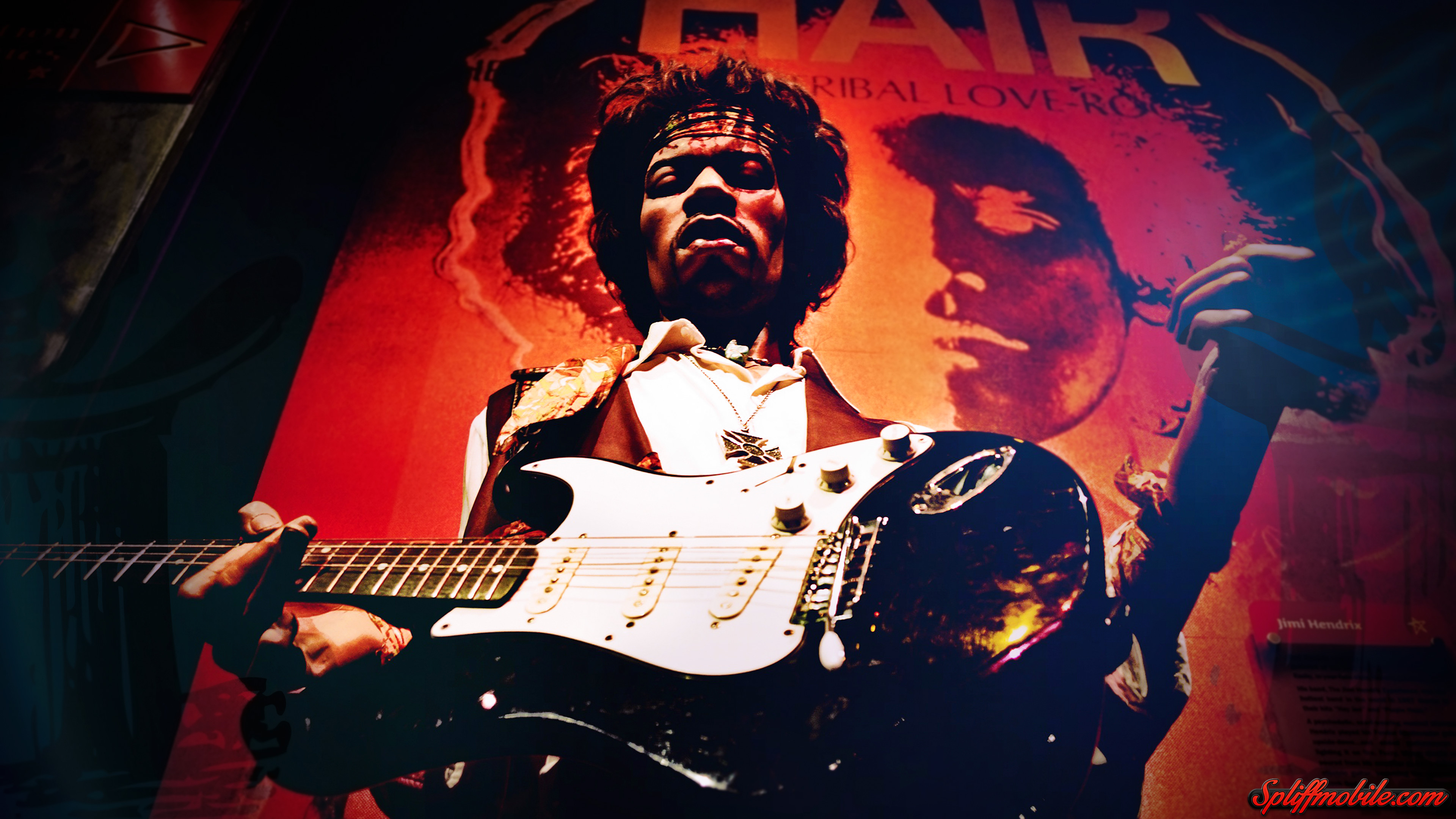 Jimi Hendrix Wallpaper (67+ images)