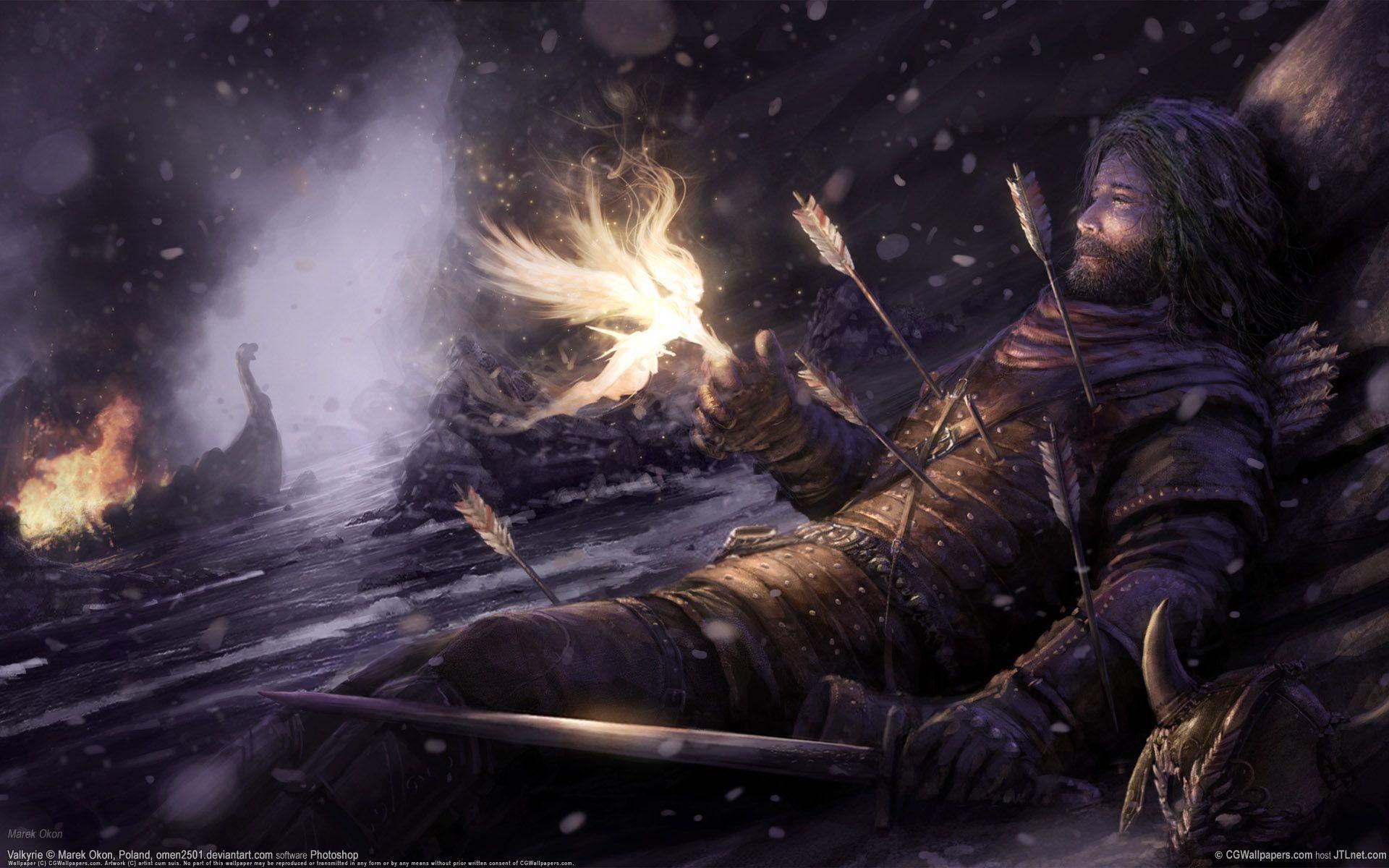 Wikinger Götter Loki