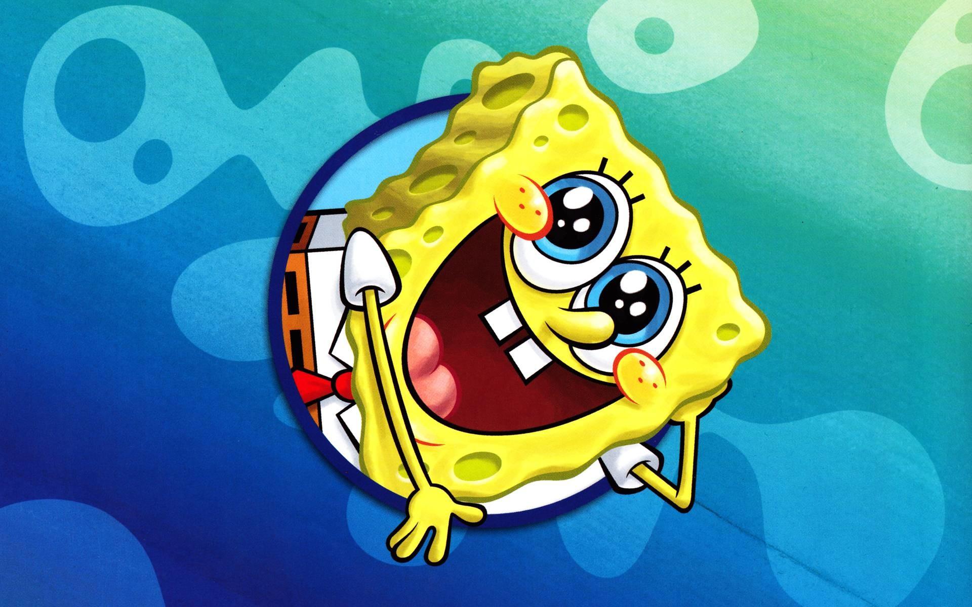 Wallpaper Kartun Spongebob Keren
