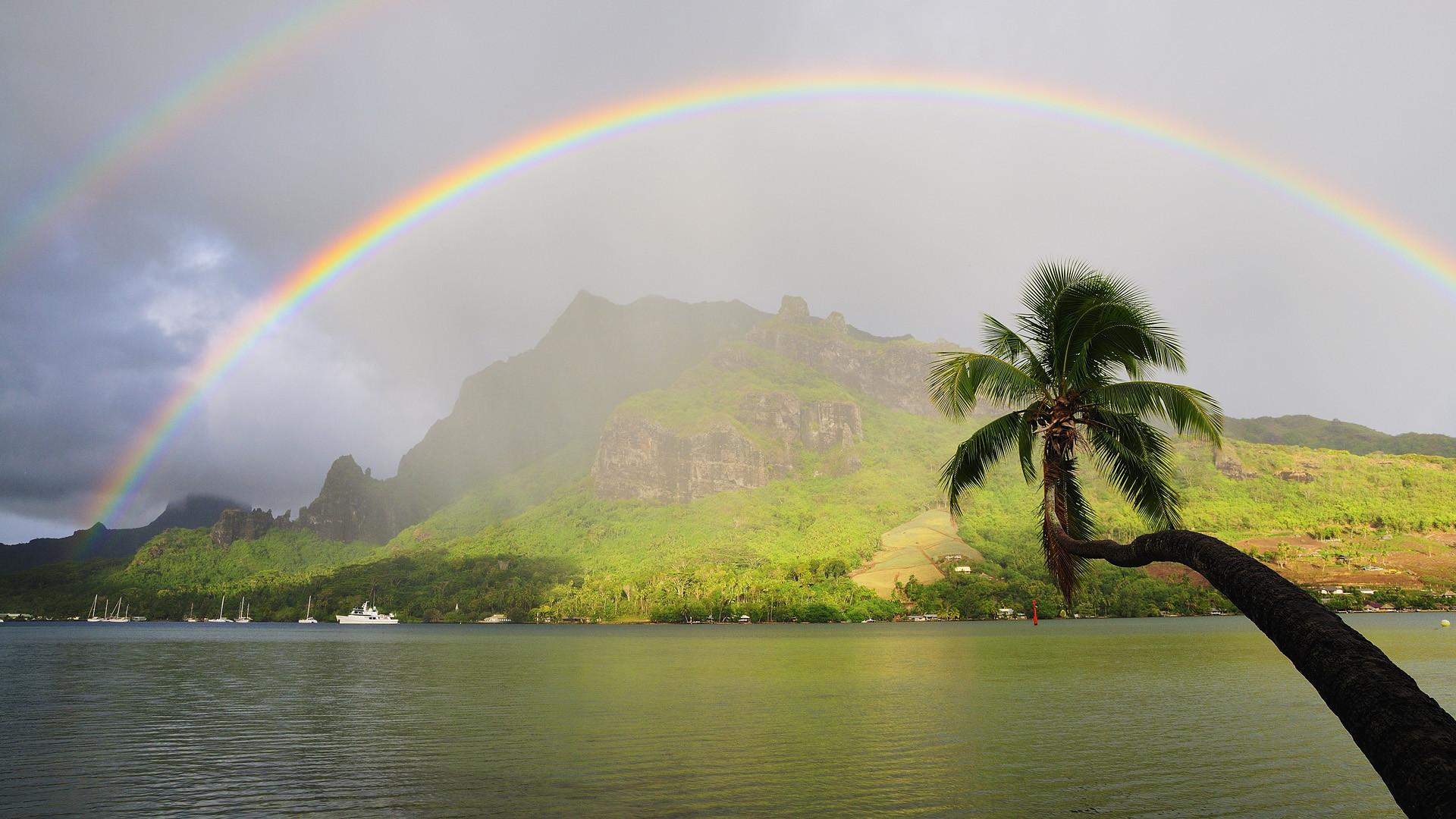 Beautiful rainbow wallpaper 49 images 1920x1080 rainbow desktop backgrounds wallpaper download voltagebd Gallery
