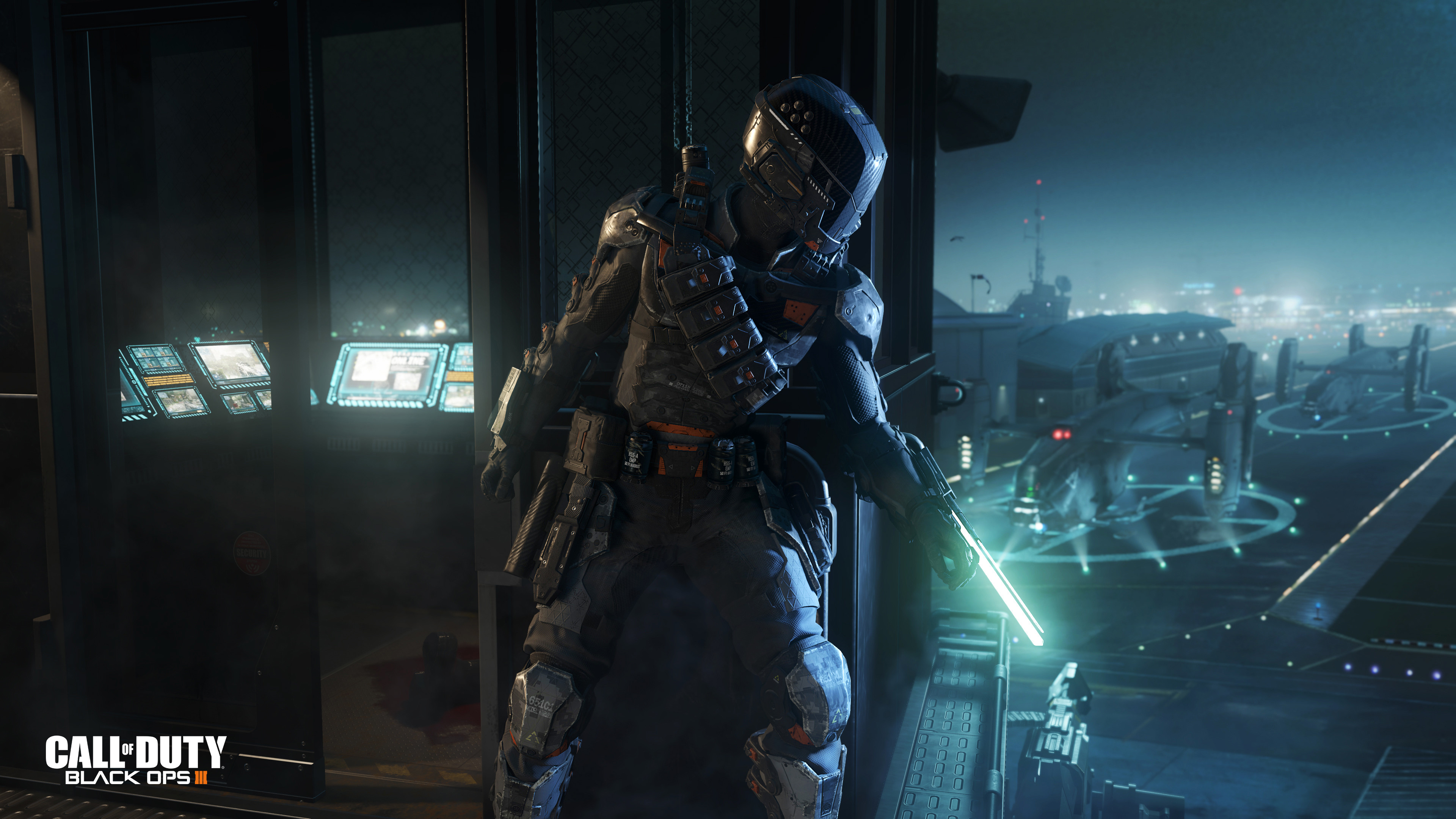 3840x2160 Call of Duty Black Ops 3 Spectre
