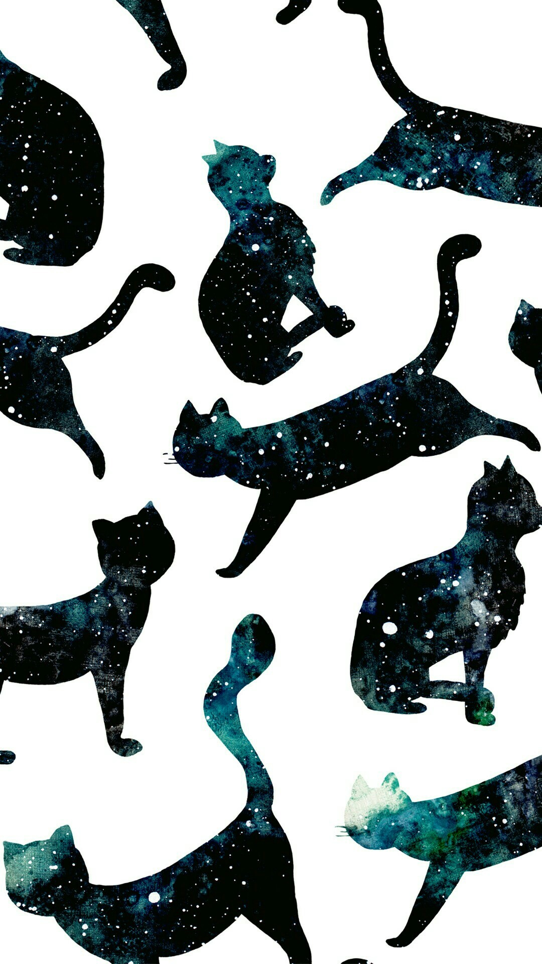1920x1200 Hipster Galaxy Background Stoned On Tumblr Pinterest Download 1920x1080 Cat Wallpaper